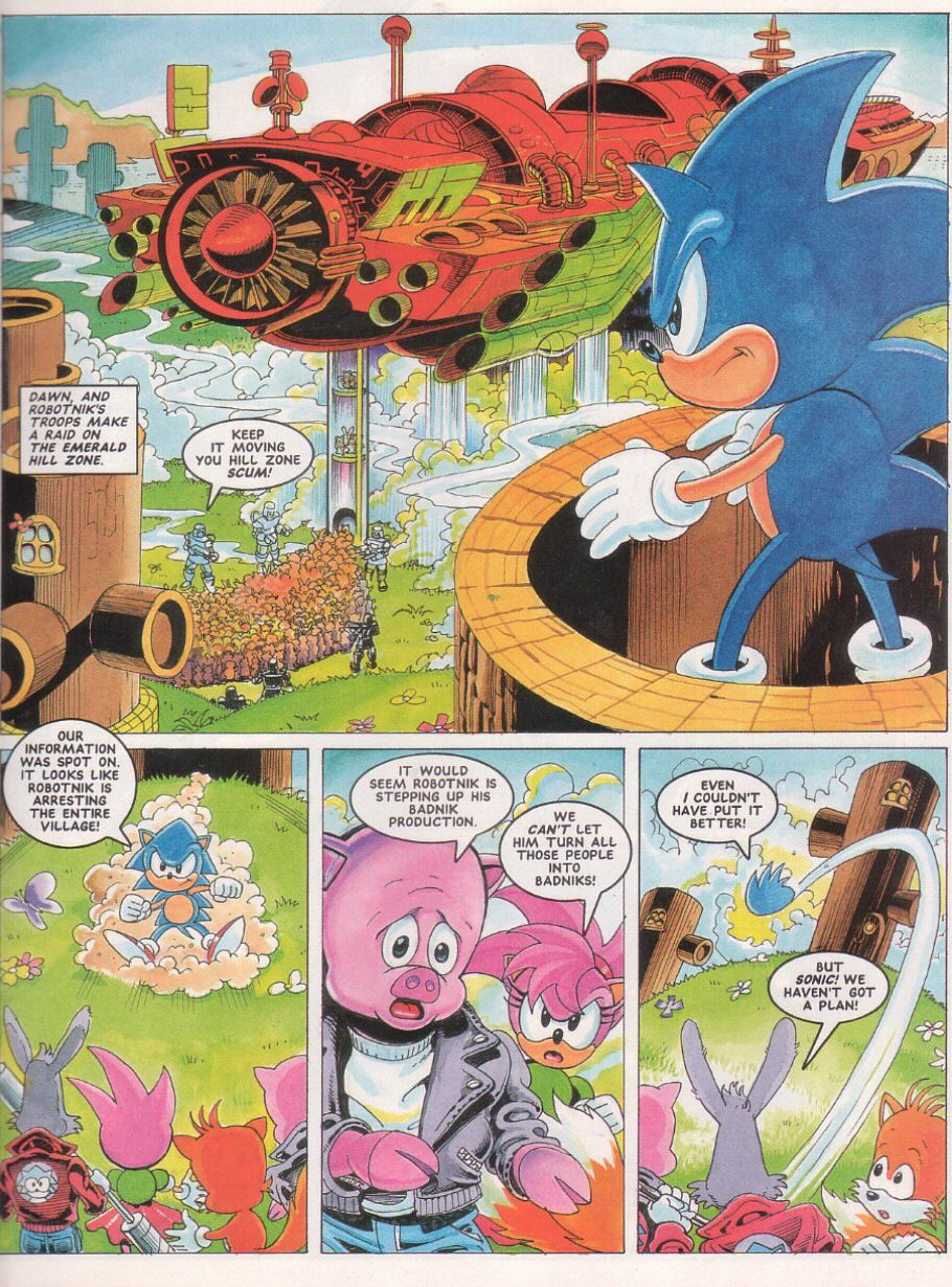 Read online Sonic the Comic comic -  Issue #24 - 5