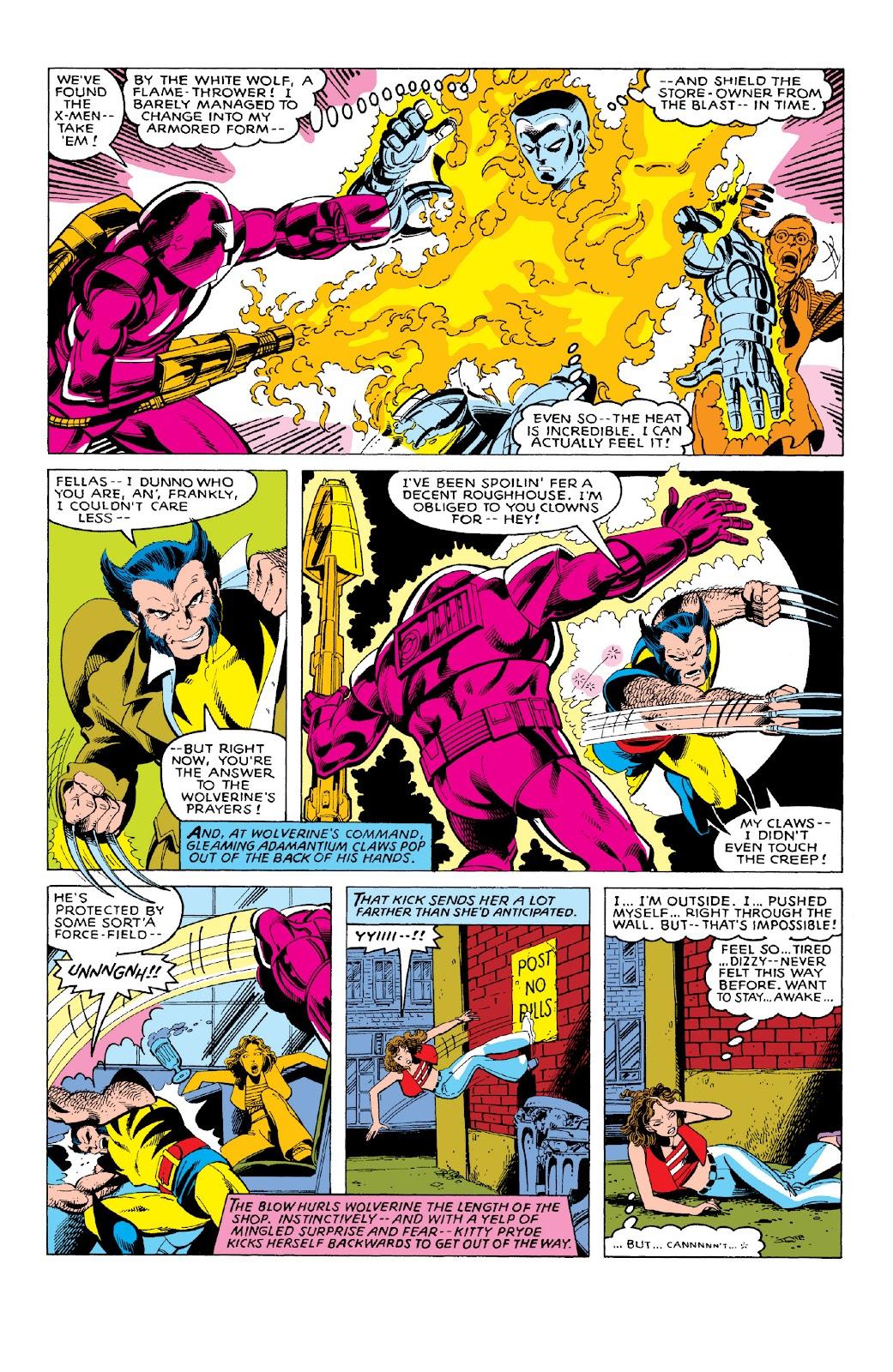Read online X-Men Milestones: Dark Phoenix Saga comic -  Issue # TPB (Part 1) - 19