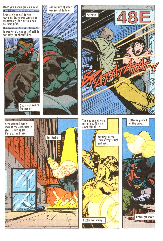 Read online Xero comic -  Issue #11 - 24