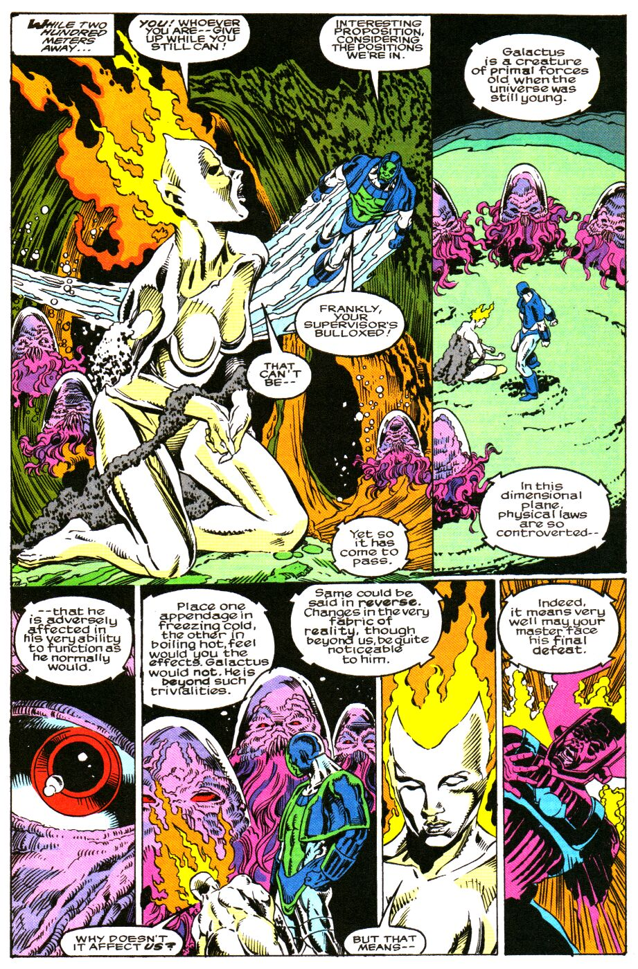 Read online Alpha Flight Special comic -  Issue #4 - 20