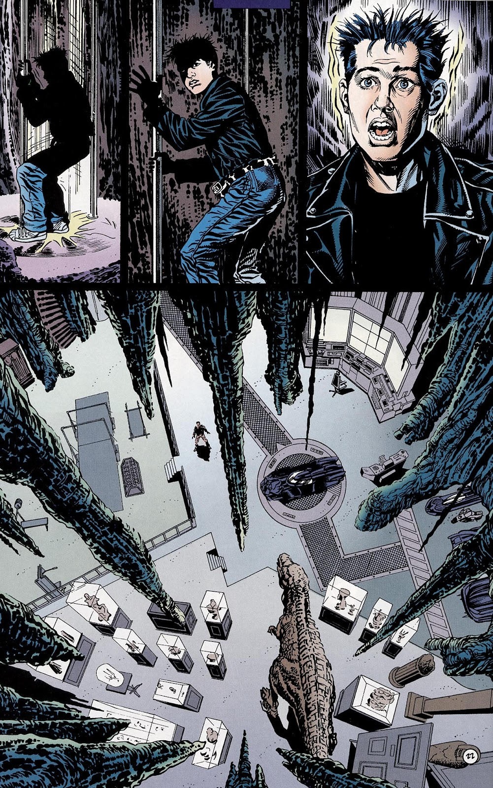Catwoman (1993) Annual 3 #3 - English 23