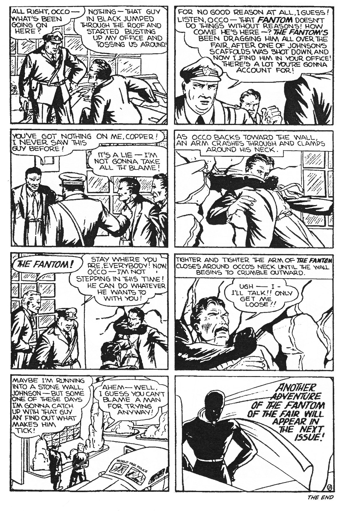 Read online Men of Mystery Comics comic -  Issue #83 - 12