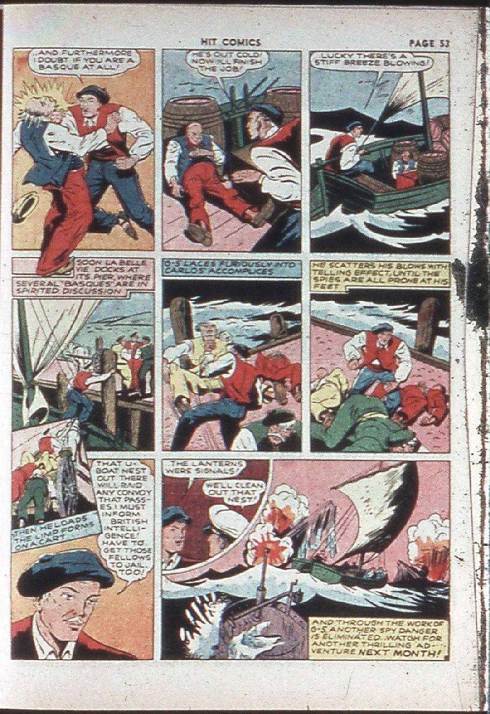 Read online Hit Comics comic -  Issue #10 - 55