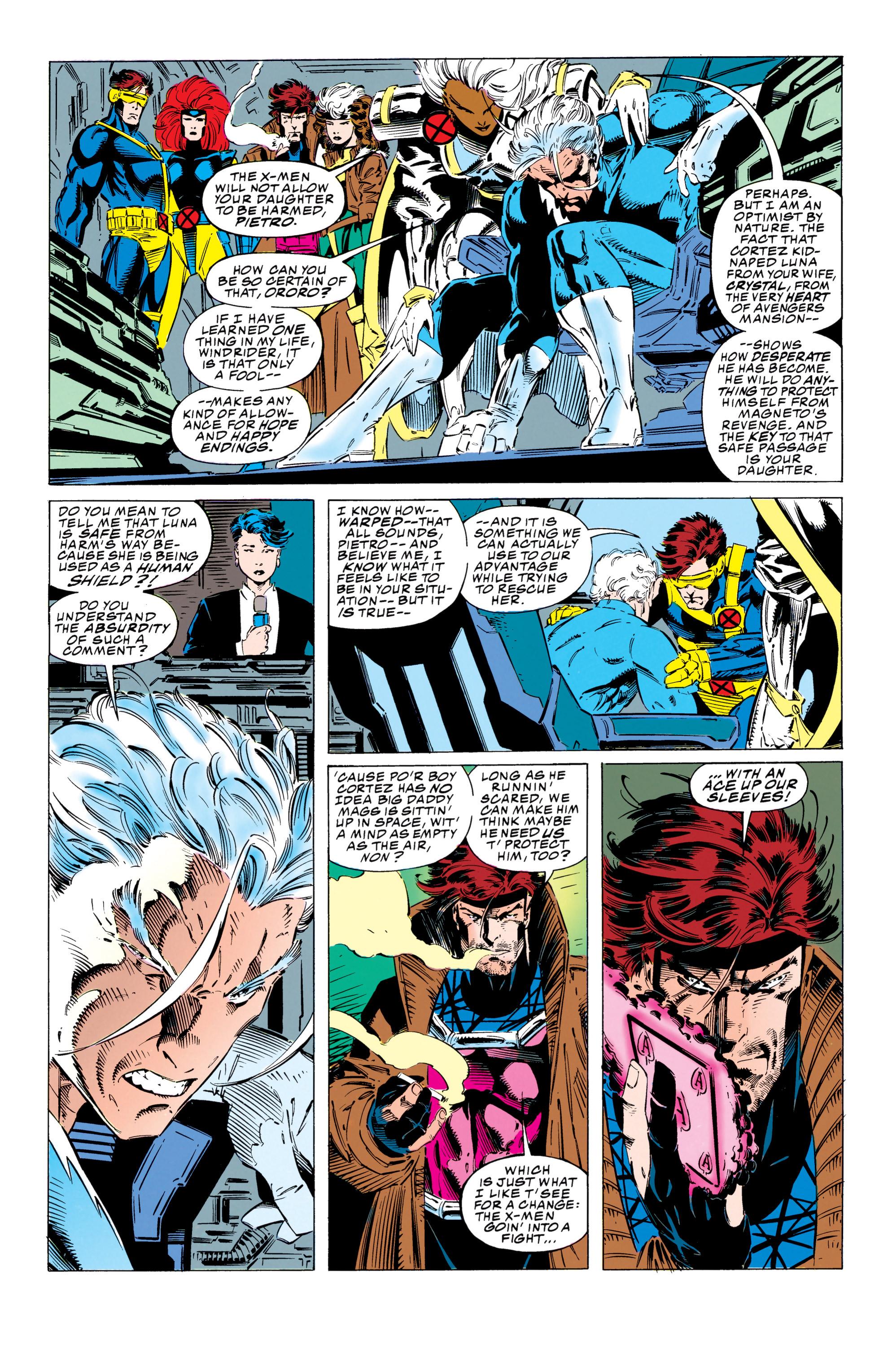 X-Men (1991) 26 Page 3
