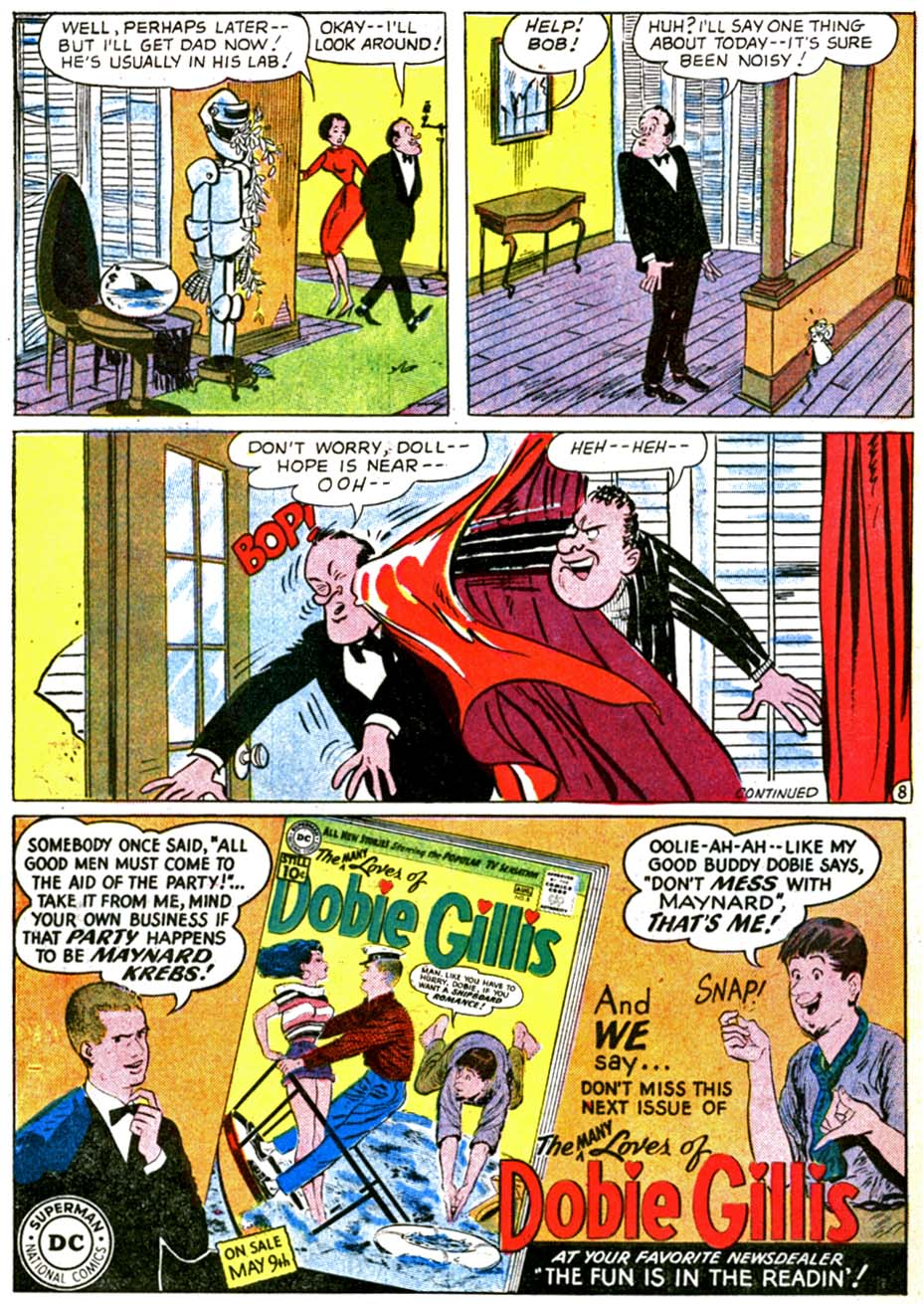 The Adventures of Bob Hope issue 69 - Page 10