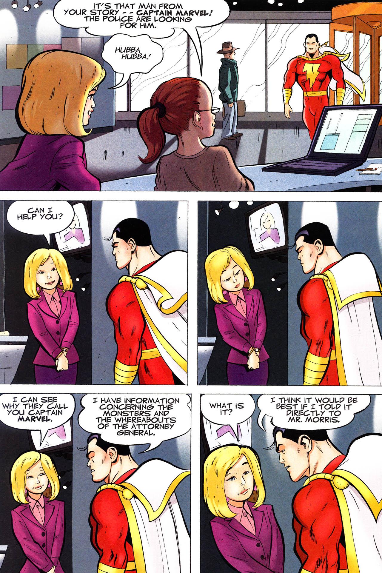 Read online Shazam!: The Monster Society of Evil comic -  Issue #3 - 38