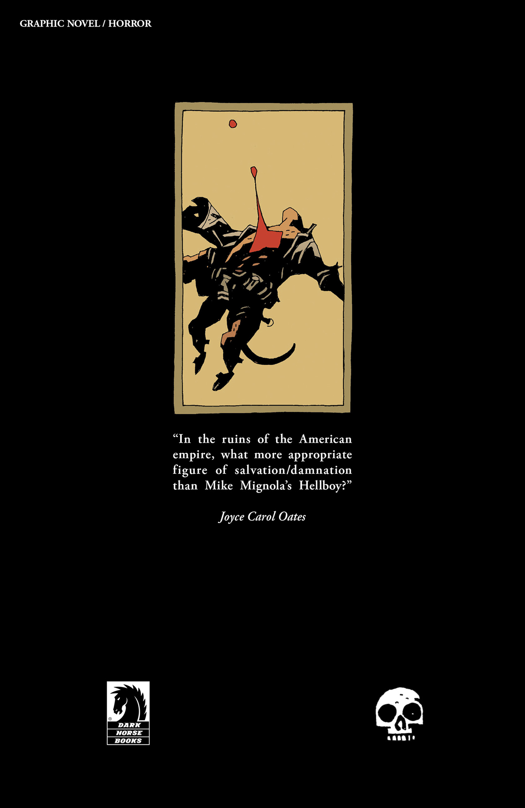 Read online Hellboy: Strange Places comic -  Issue # TPB - 153