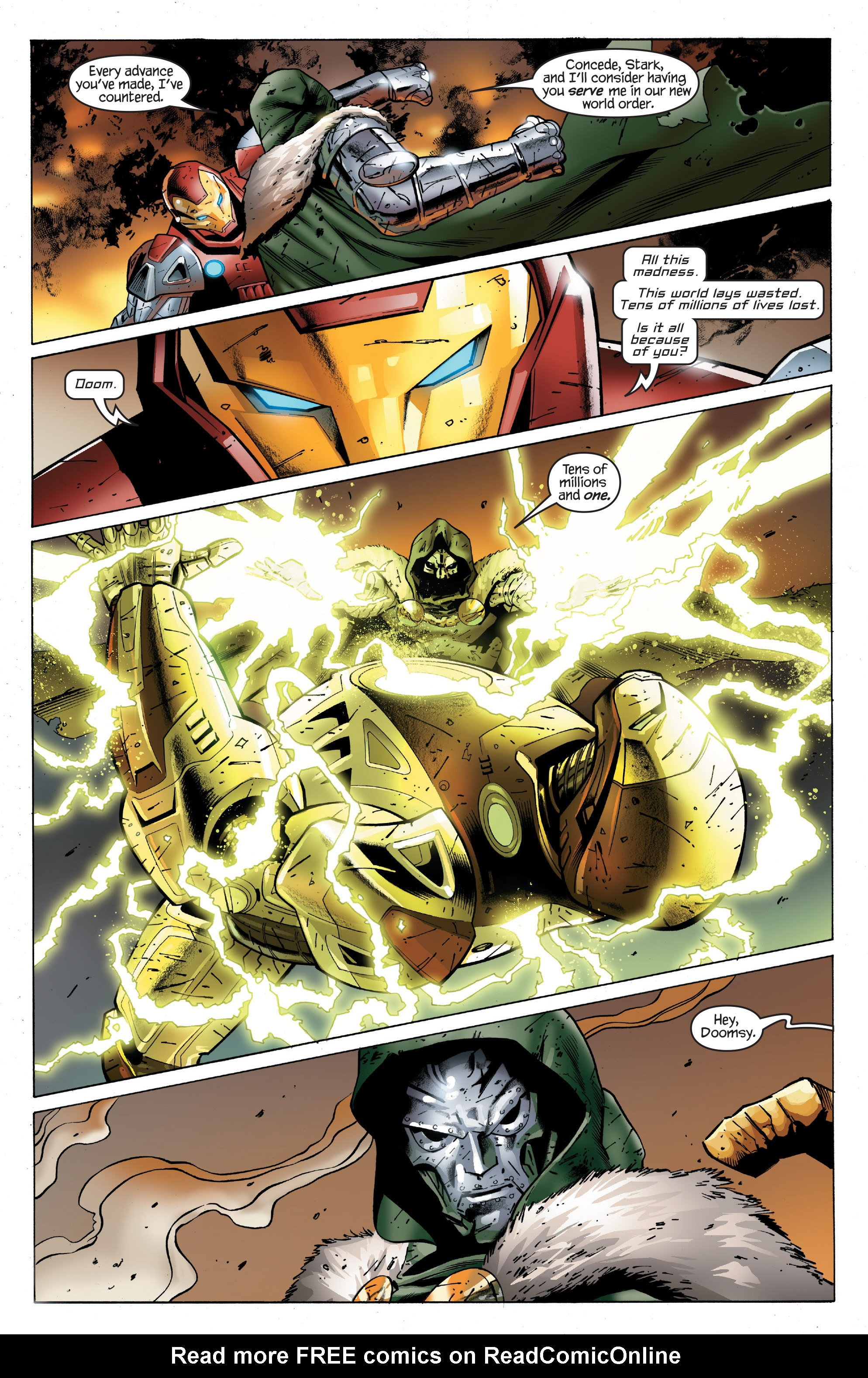 Read online Ultimate Power comic -  Issue #8 - 10