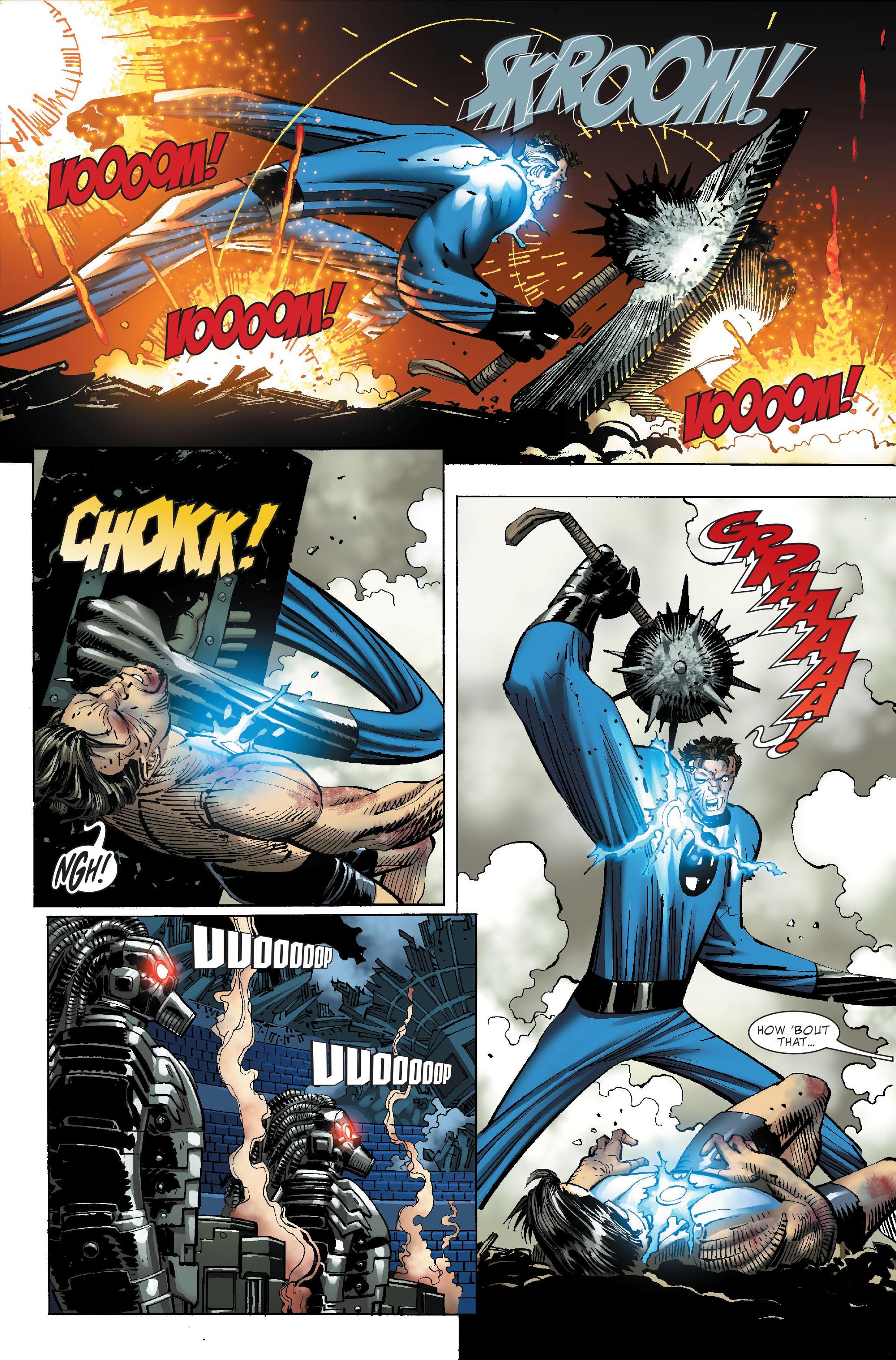 Read online World War Hulk comic -  Issue #4 - 32