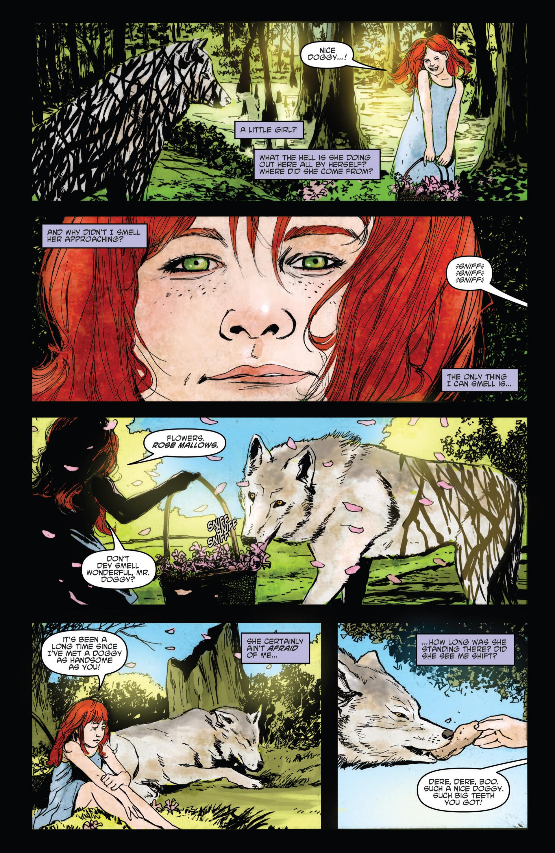 Read online True Blood (2012) comic -  Issue #10 - 9