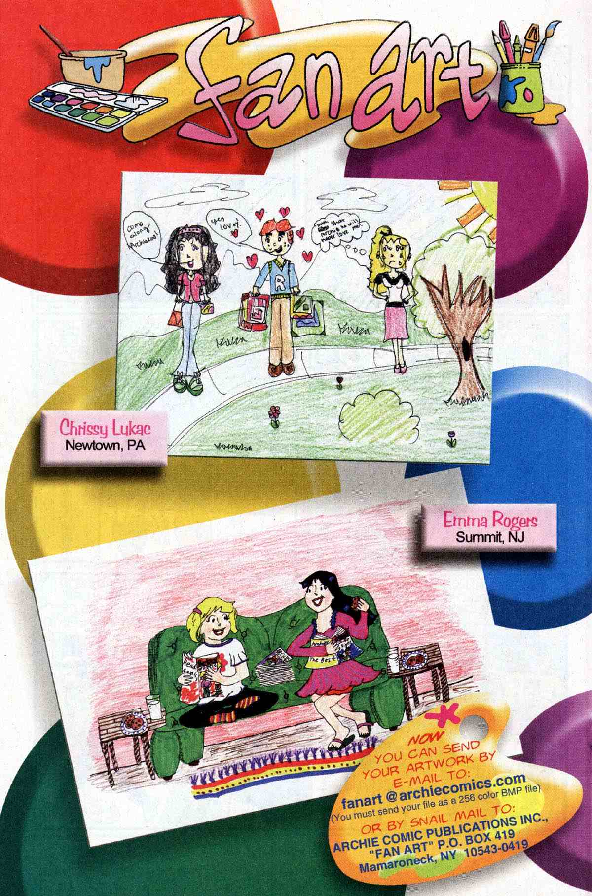 Read online Archie's Girls Betty and Veronica comic -  Issue #180 - 16