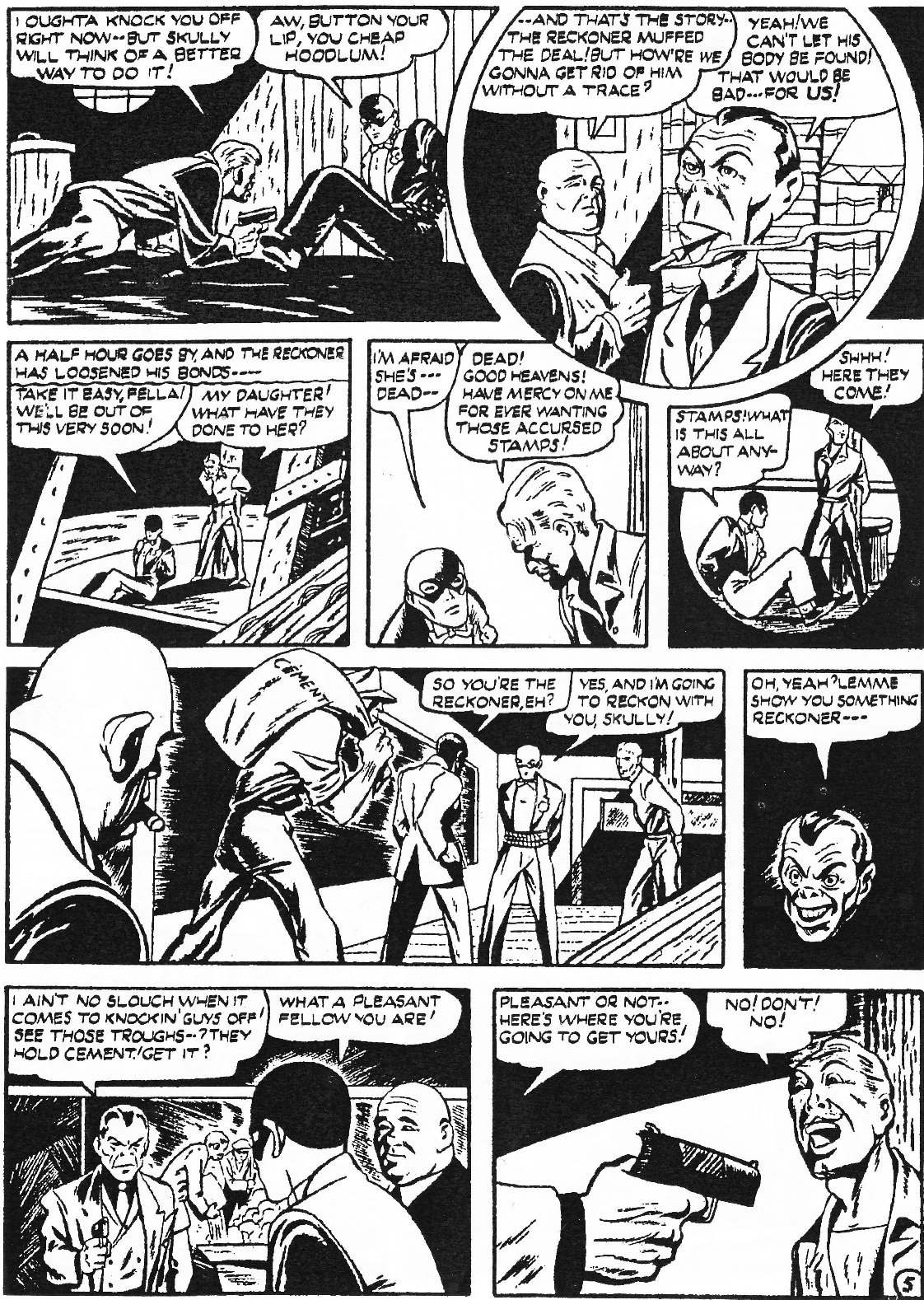 Read online Men of Mystery Comics comic -  Issue #70 - 32