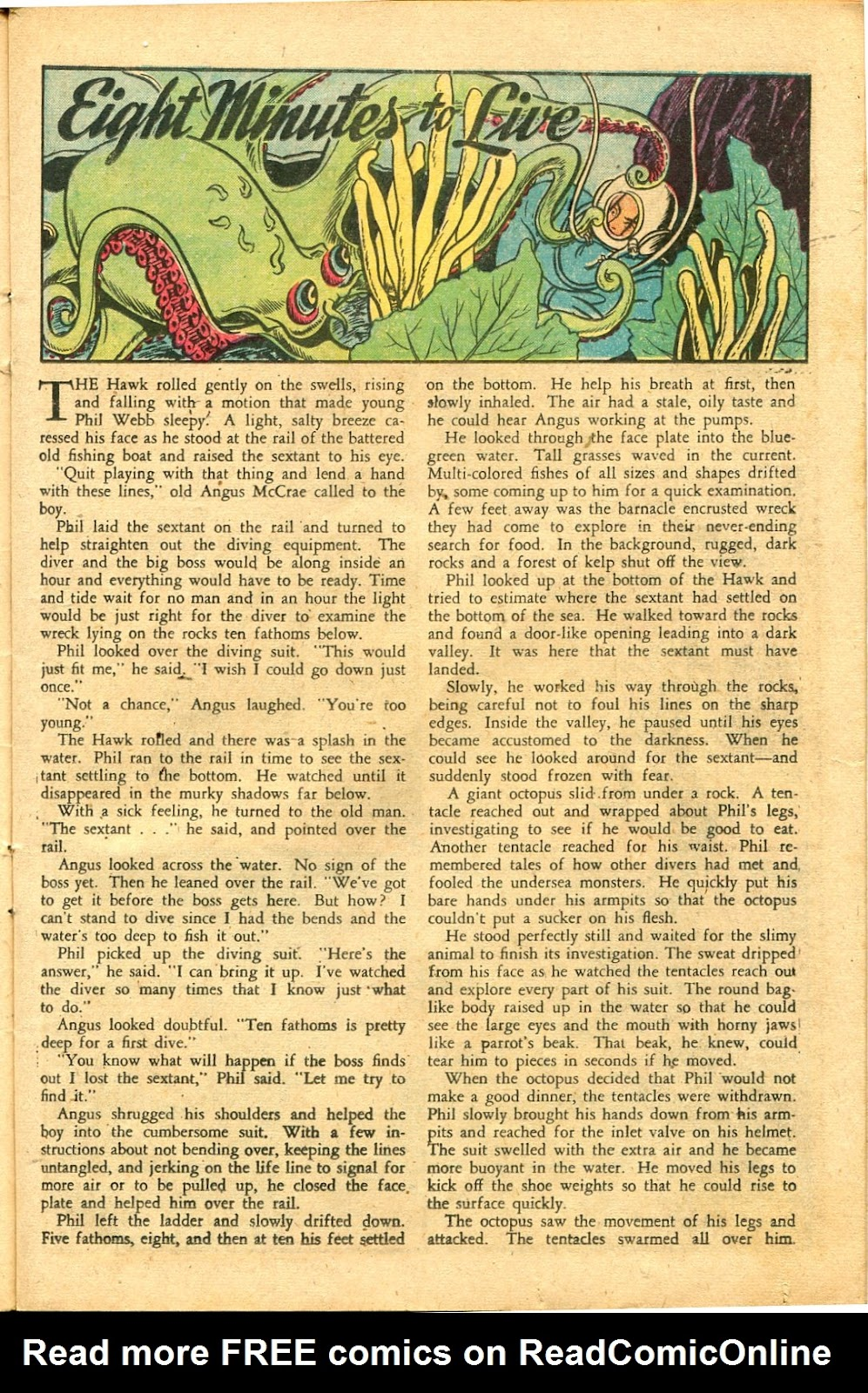 Read online Famous Funnies comic -  Issue #147 - 15