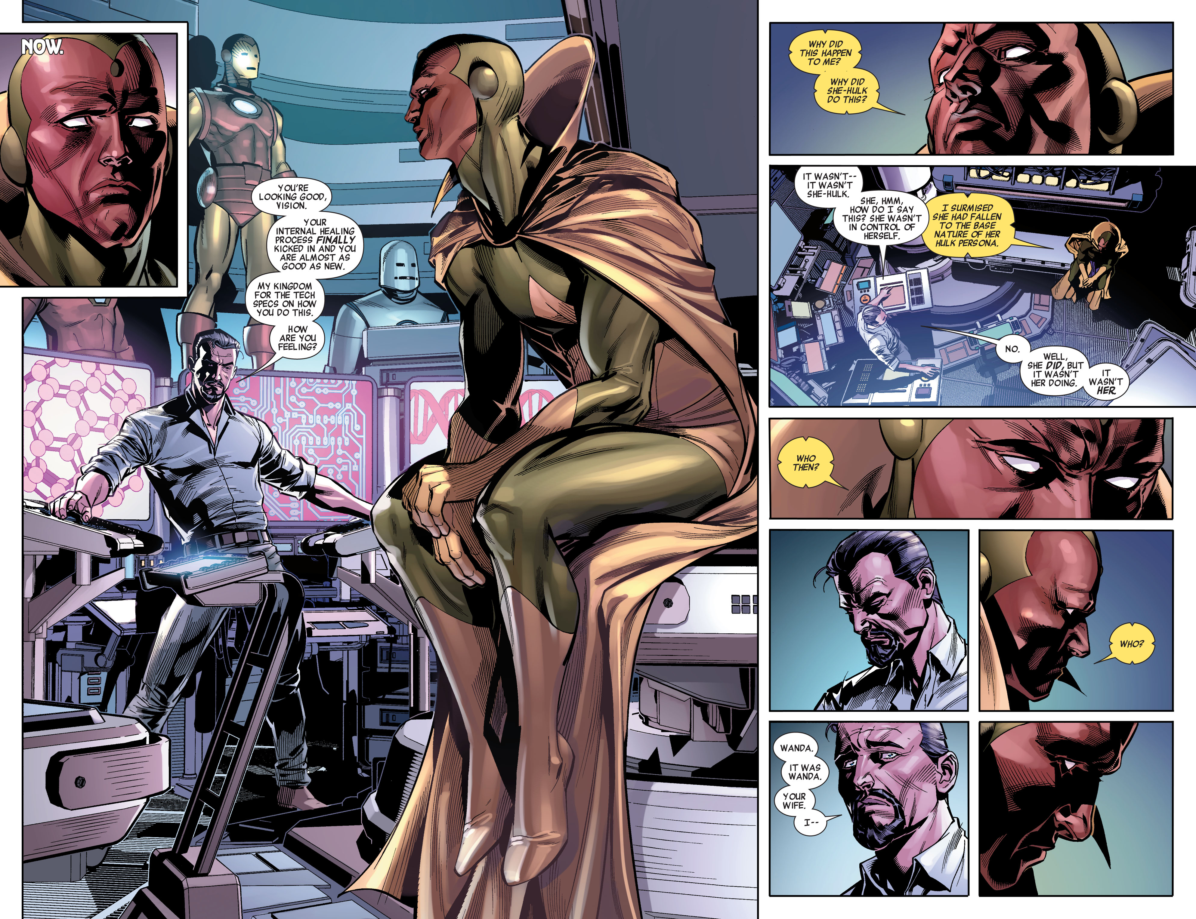 Read online Avengers (2010) comic -  Issue #24.1 - 5