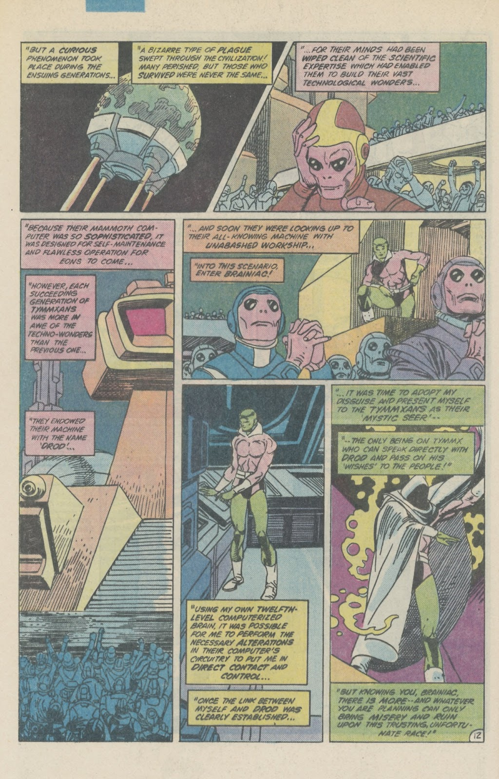 Read online Superman Special (1983) comic -  Issue #2 - 15
