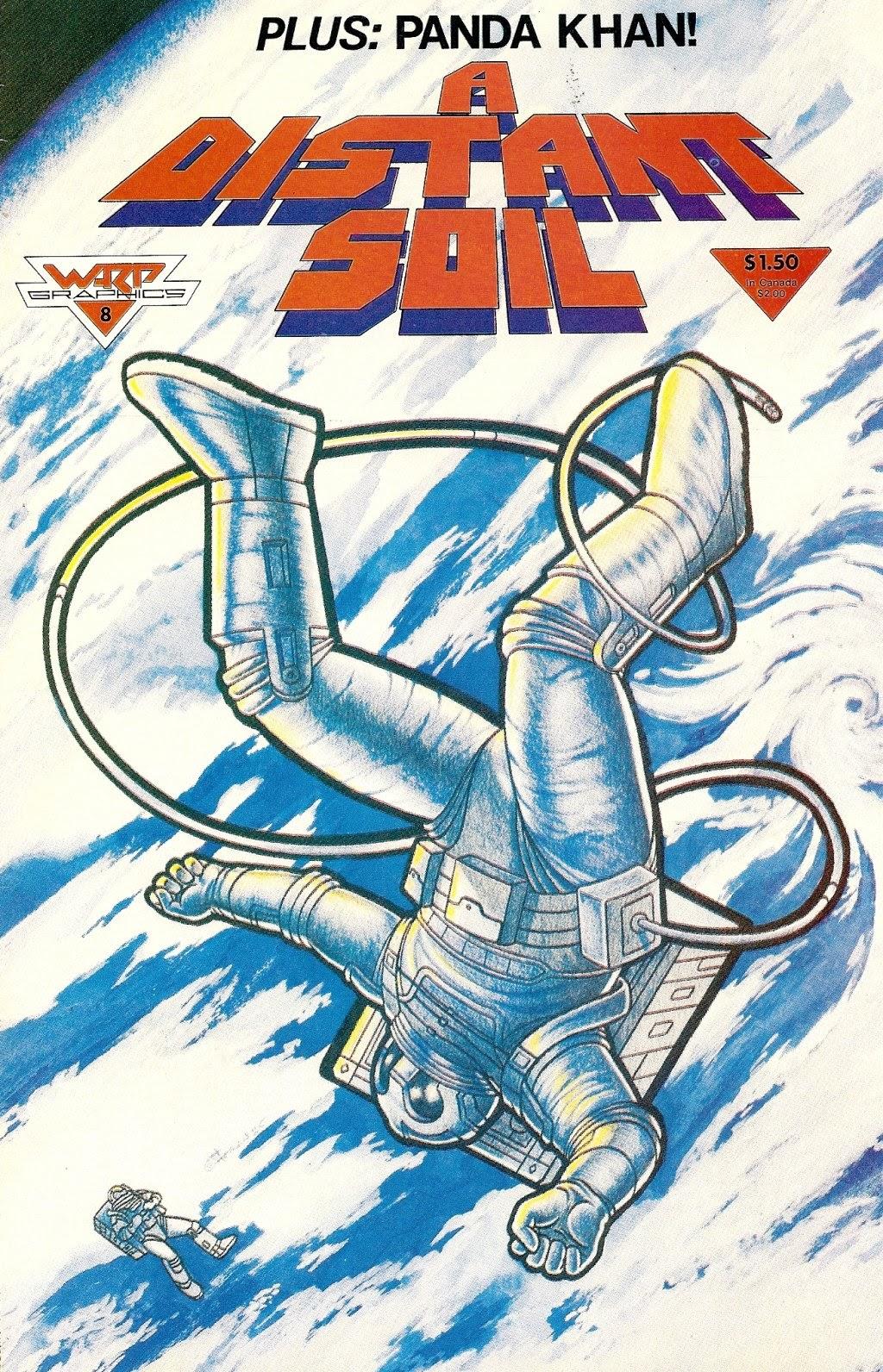 A Distant Soil (1983) 8 Page 1