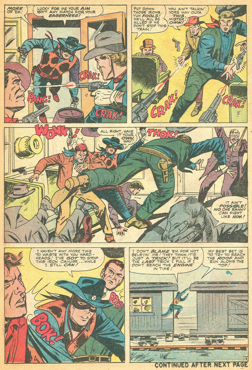 Read online Two-Gun Kid comic -  Issue #76 - 18
