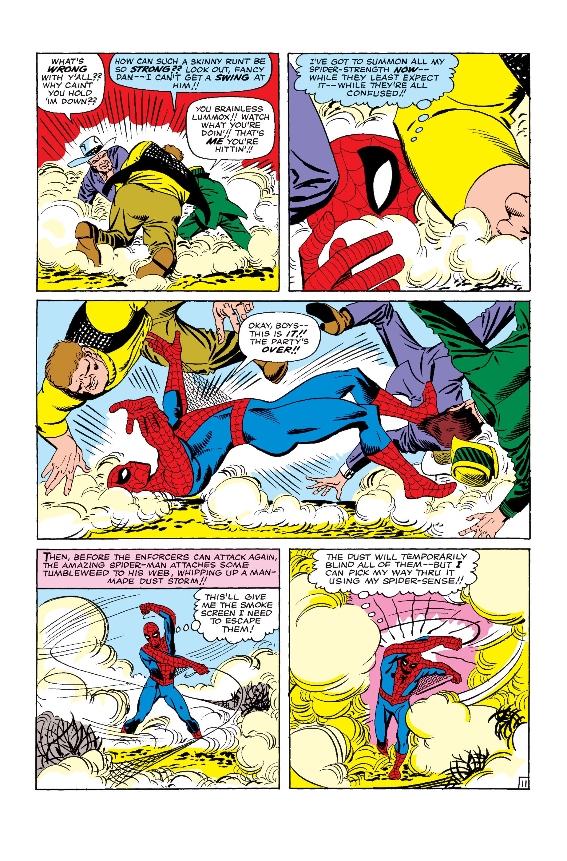 The Amazing Spider-Man (1963) 14 Page 11
