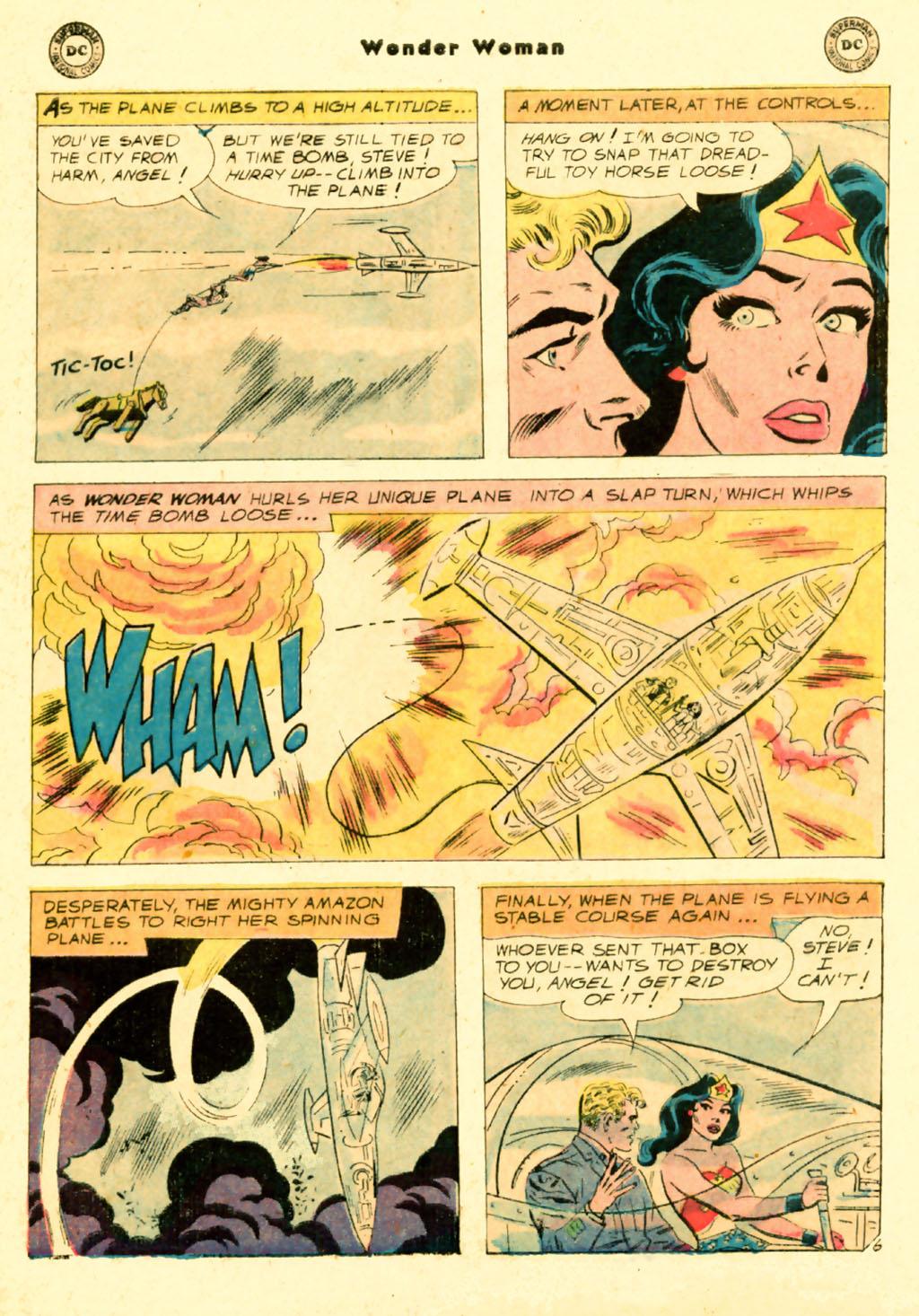 Read online Wonder Woman (1942) comic -  Issue #103 - 21