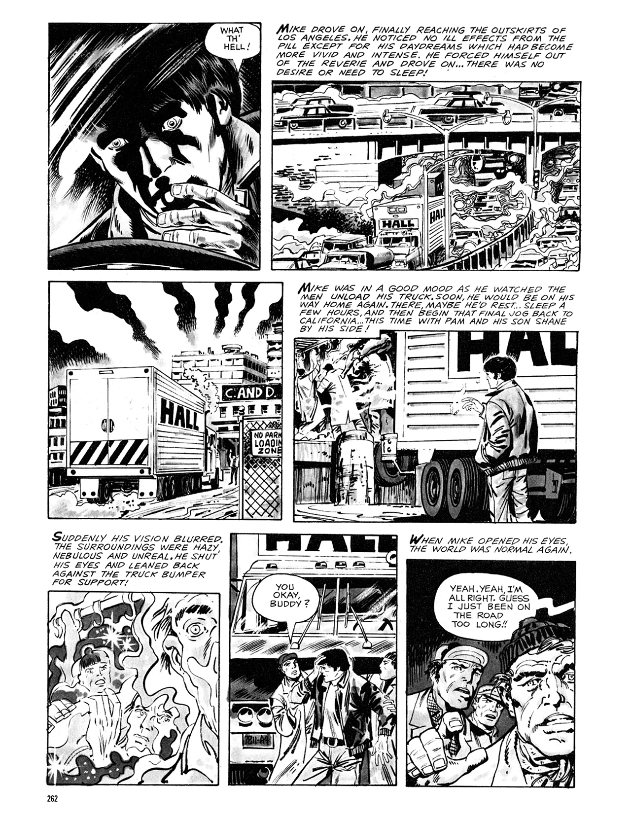 Read online Eerie Archives comic -  Issue # TPB 8 - 263