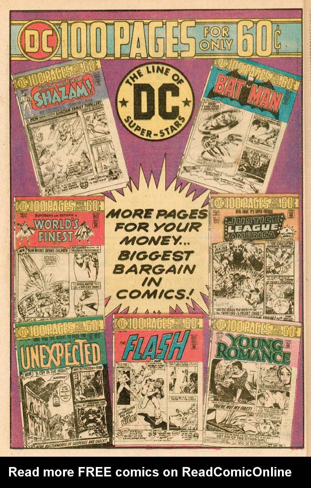 Read online Shazam! (1973) comic -  Issue #14 - 86