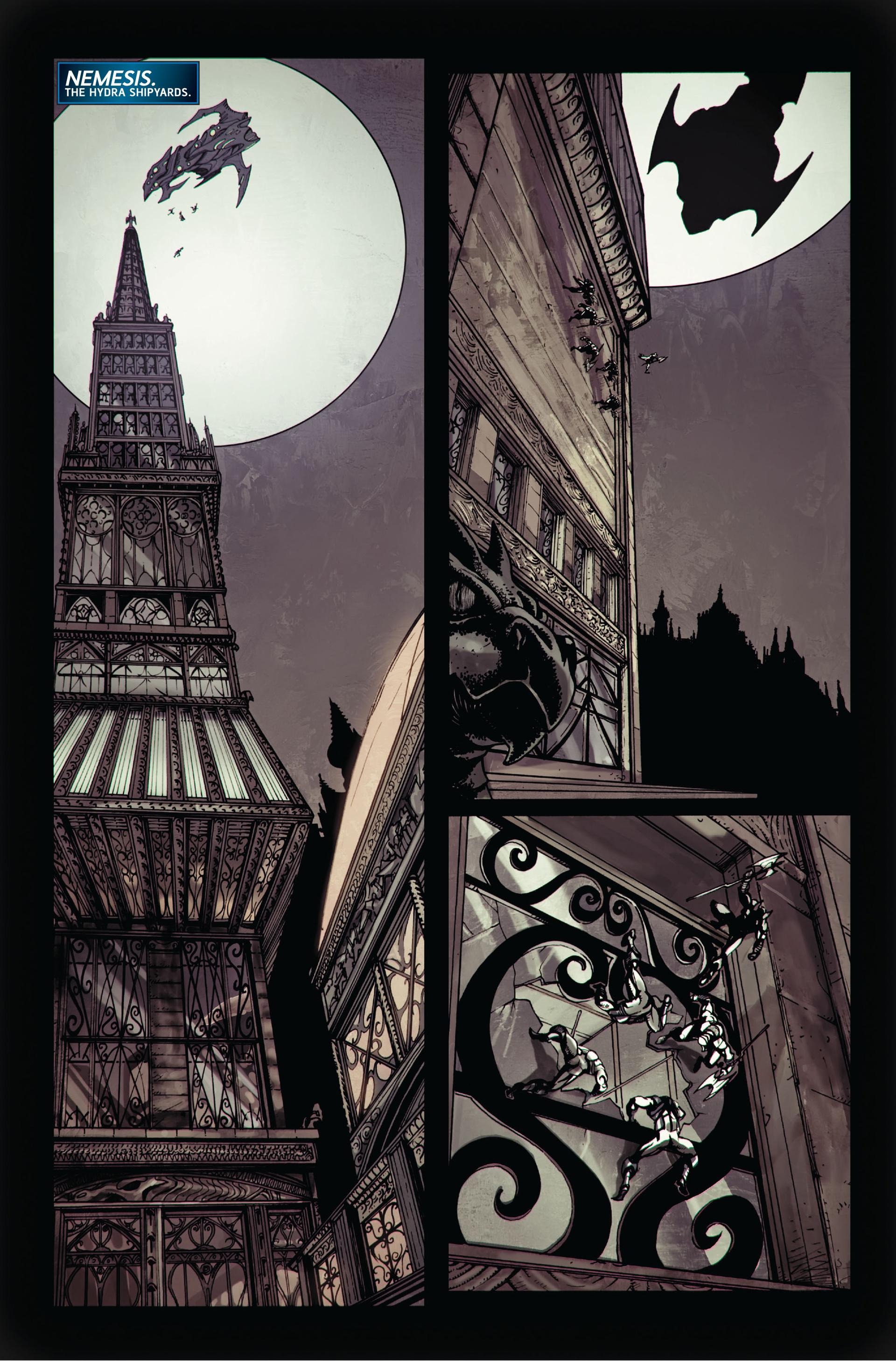 Read online Secret Warriors comic -  Issue #11 - 18