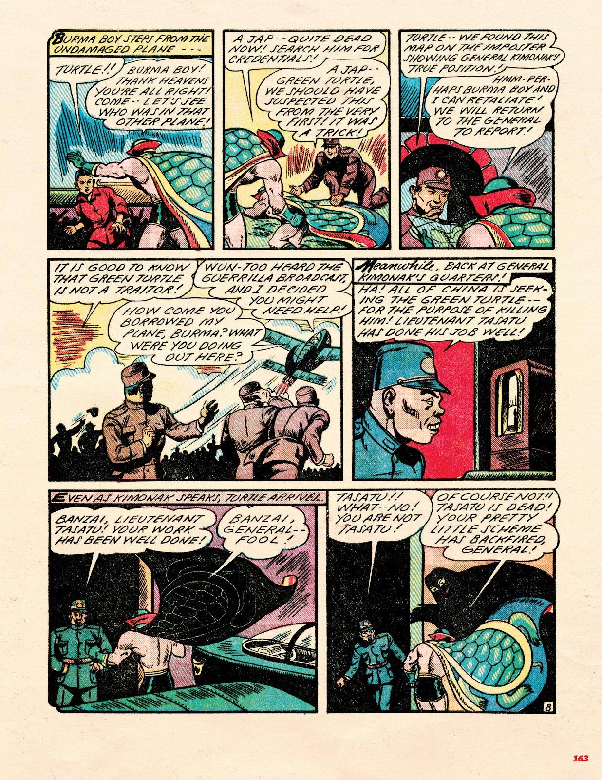Read online Super Weird Heroes comic -  Issue # TPB 1 (Part 2) - 63