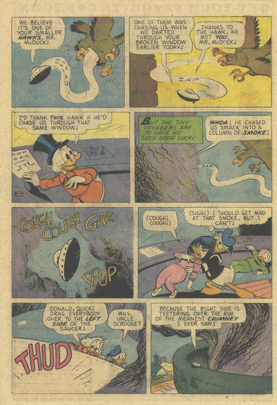 Read online Uncle Scrooge (1953) comic -  Issue #130 - 24