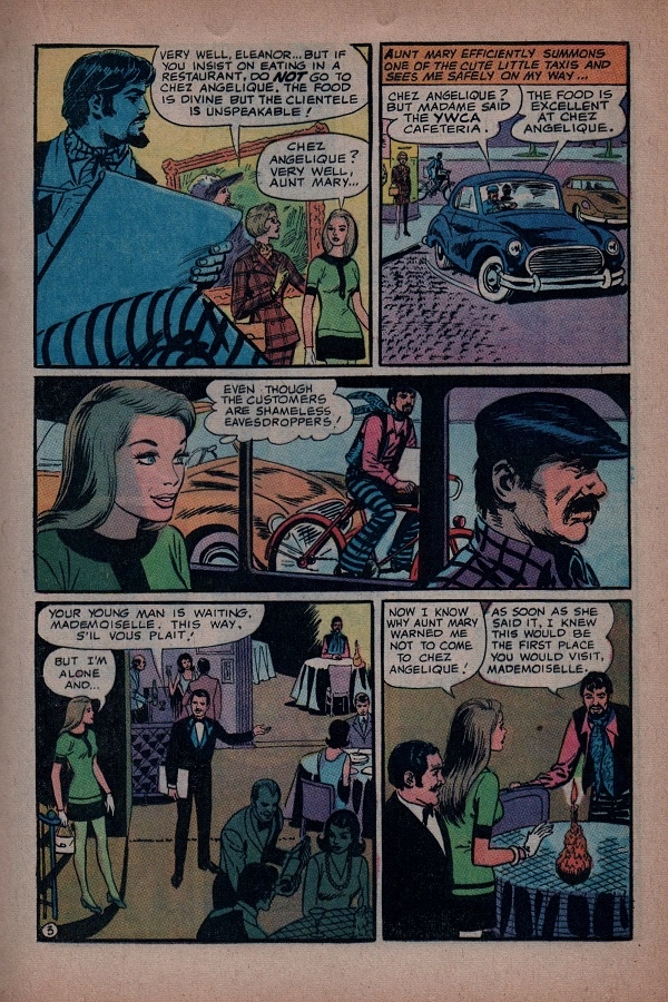 Read online Secret Hearts comic -  Issue #145 - 17