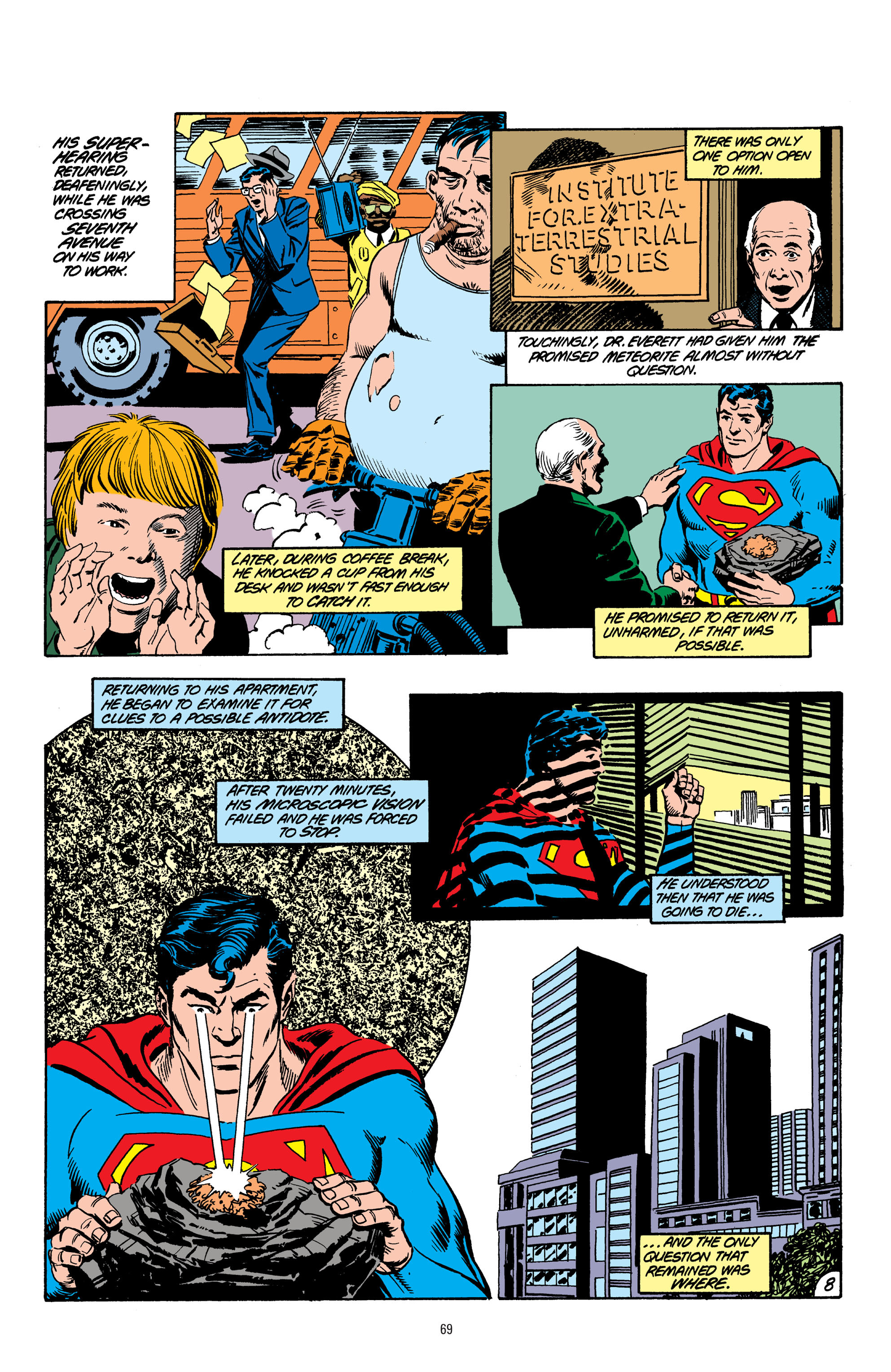 Read online Superman: Whatever Happened to the Man of Tomorrow? comic -  Issue # TPB - 68