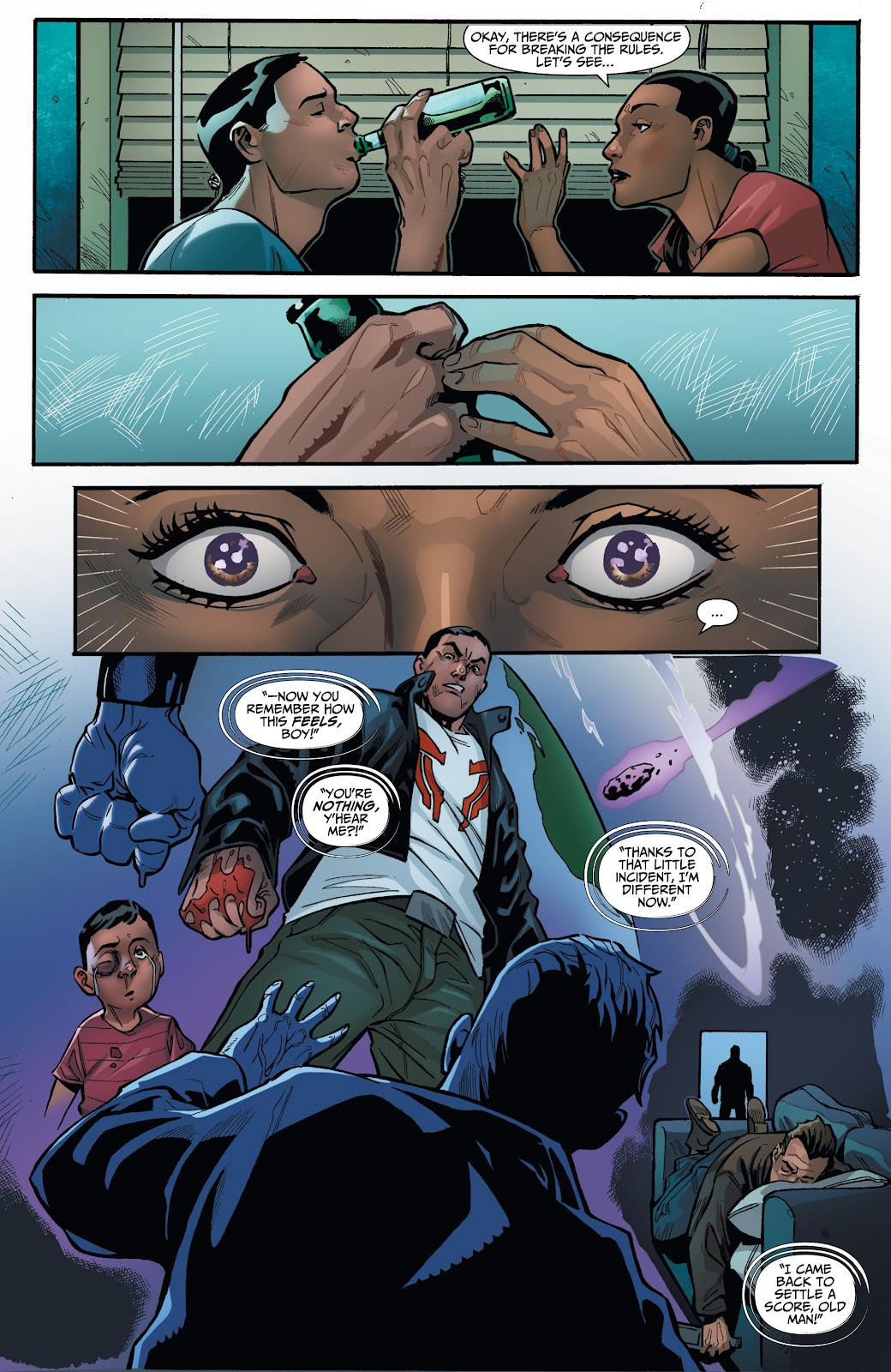 Read online Incidentals comic -  Issue #16 - 20