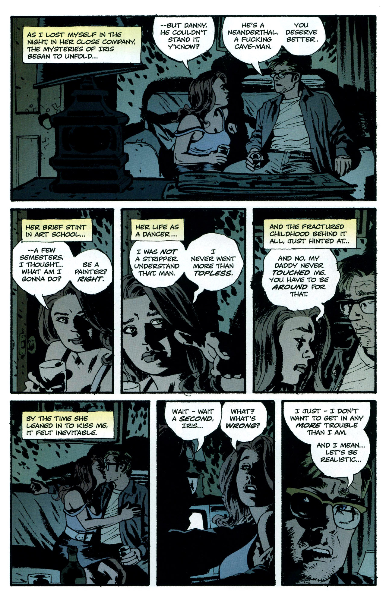 Read online Criminal (2008) comic -  Issue #5 - 13