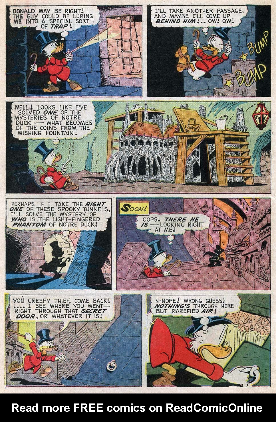 Read online Uncle Scrooge (1953) comic -  Issue #60 - 10