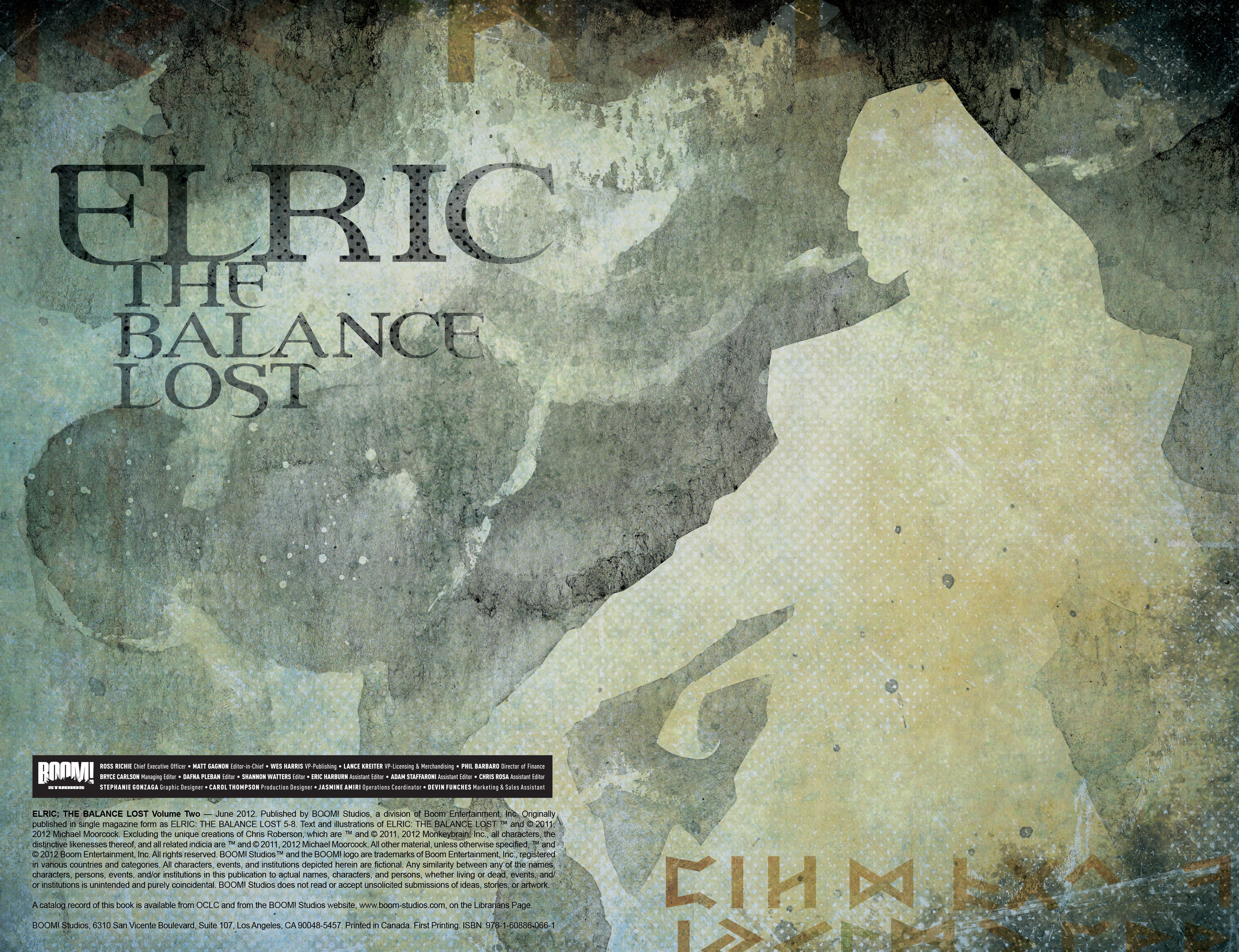 Read online Elric: The Balance Lost comic -  Issue # TPB 2 - 3