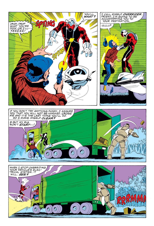 Read online Captain America (1968) comic -  Issue # _Annual 8 - 17
