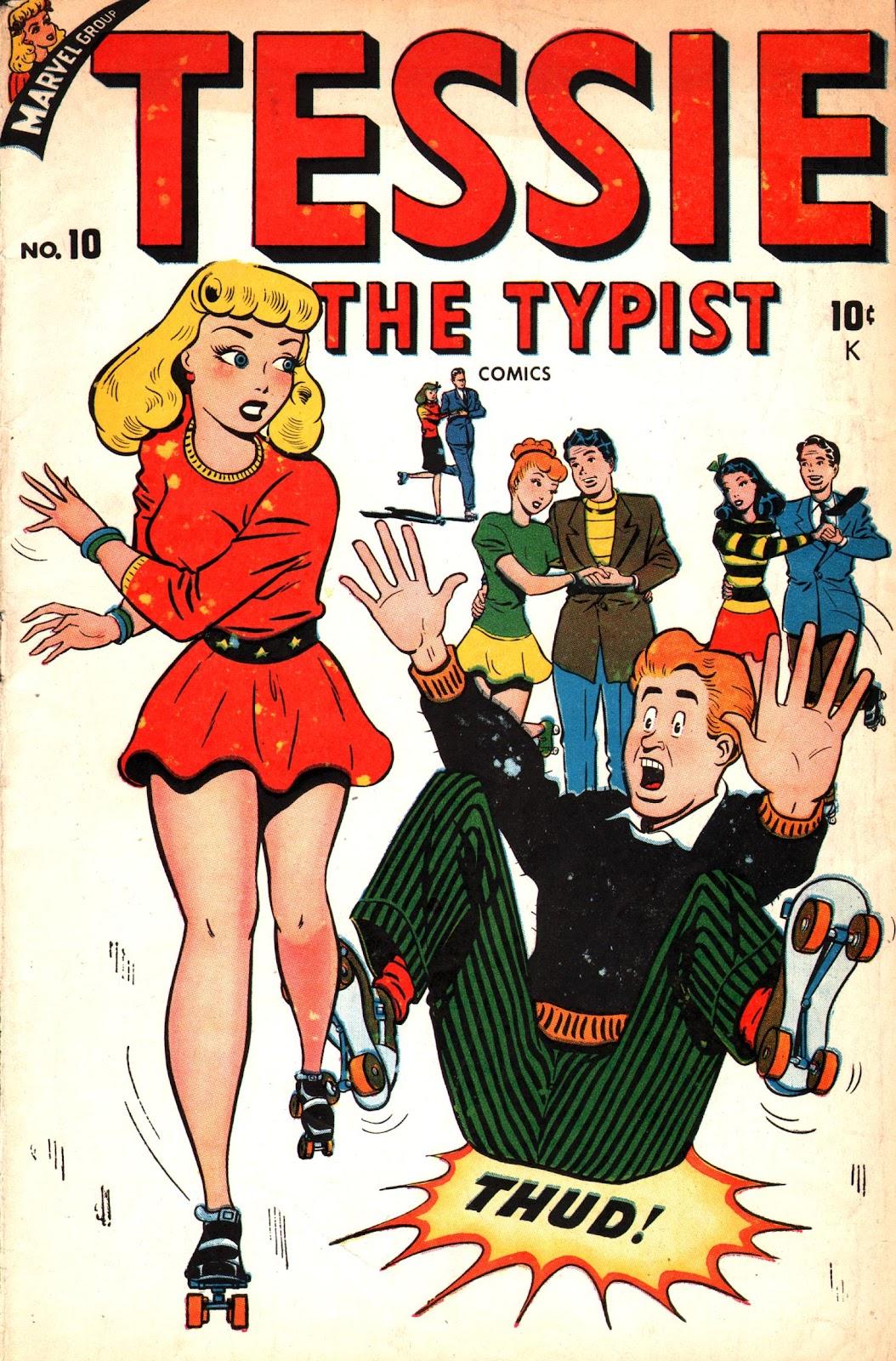 Tessie the Typist issue 10 - Page 1
