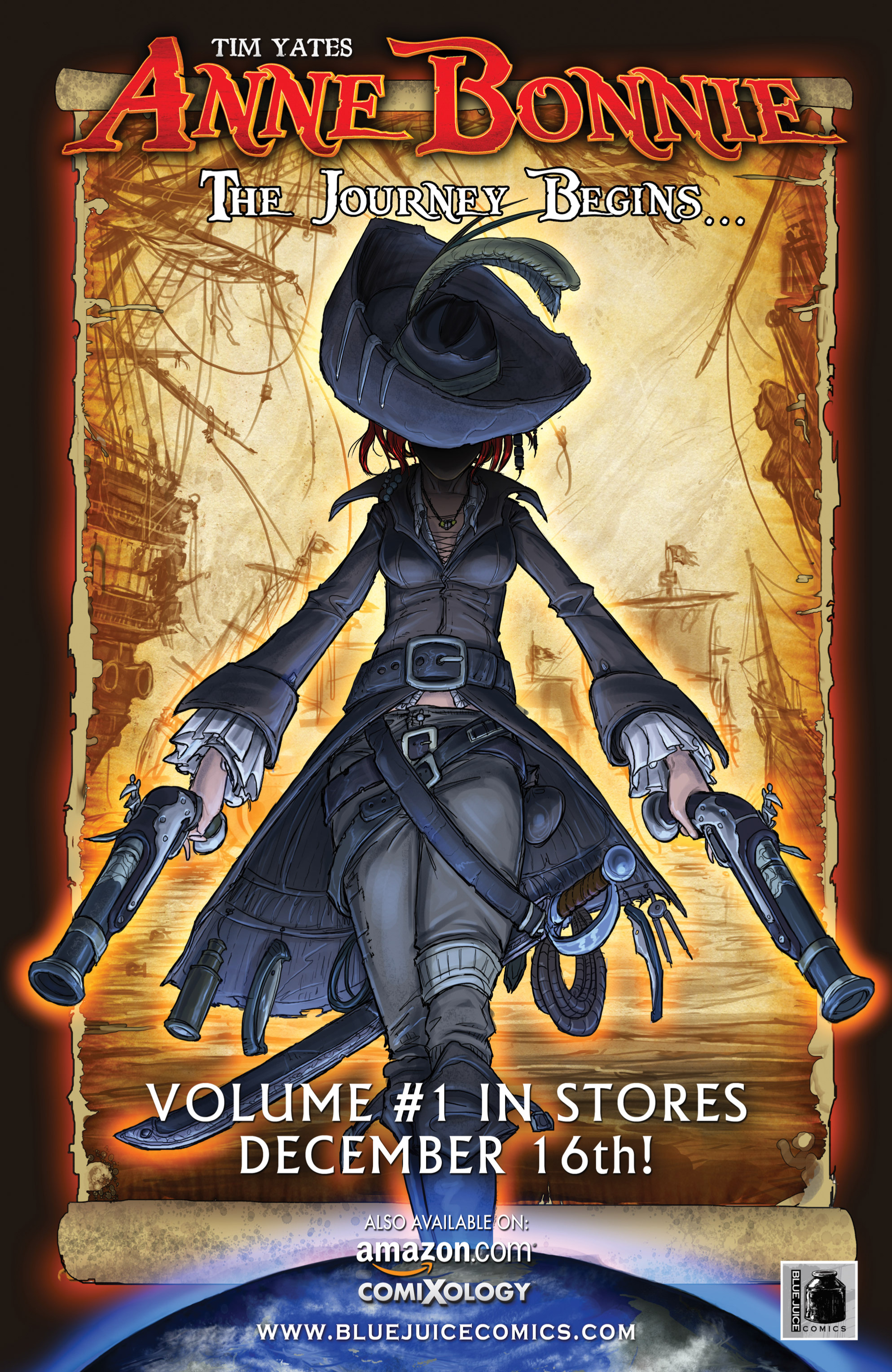 Read online Anne Bonnie comic -  Issue #6 - 31