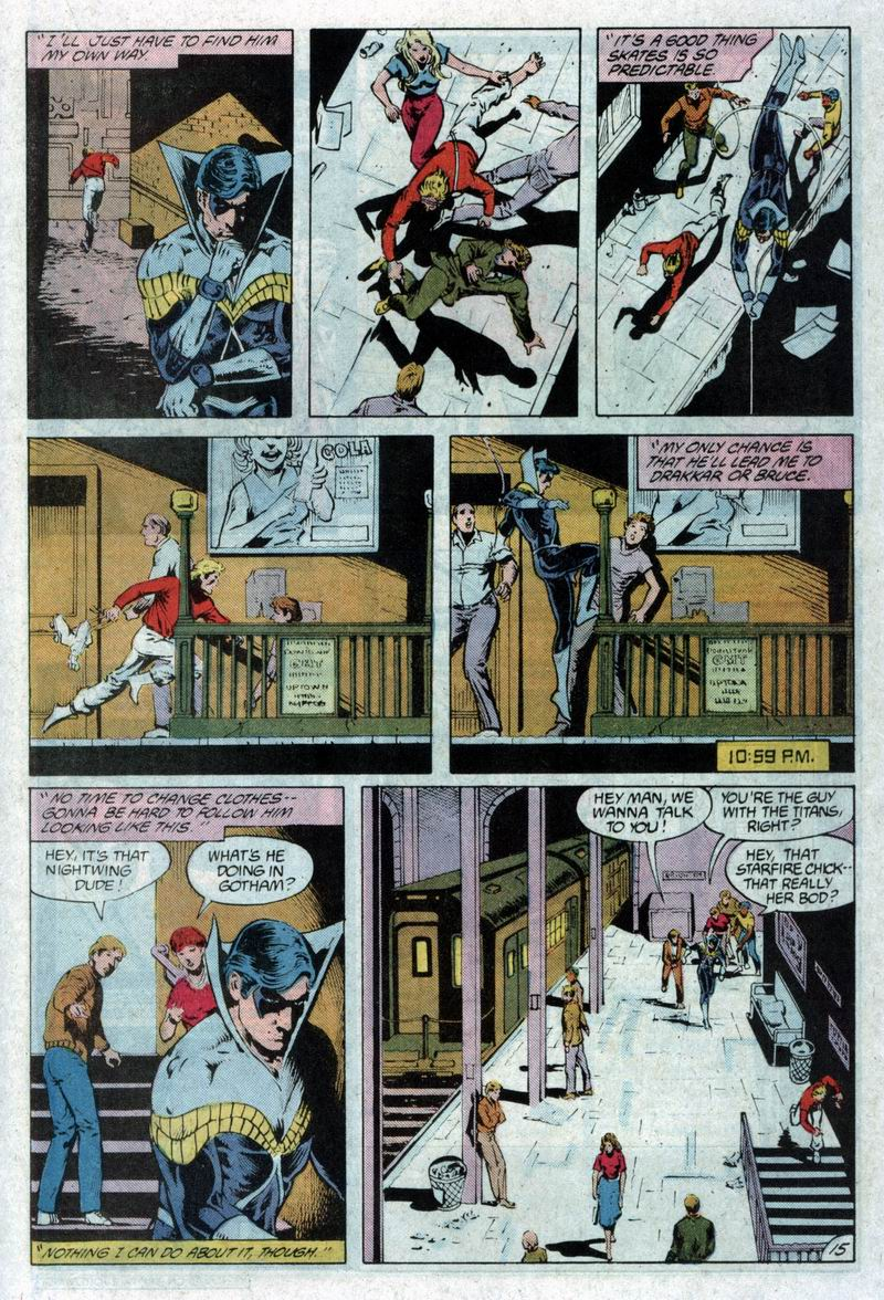 Teen Titans Spotlight issue 14 - Page 15