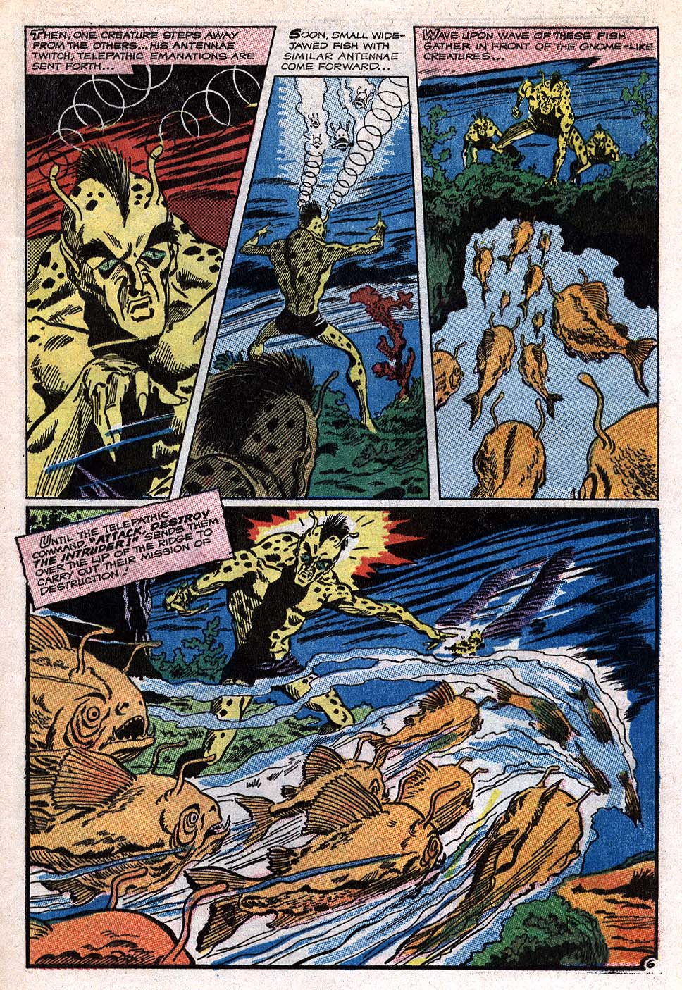 Read online Aquaman (1962) comic -  Issue #41 - 9