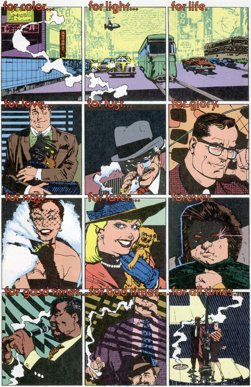 Read online American Flagg! comic -  Issue # _Special 1 - 31
