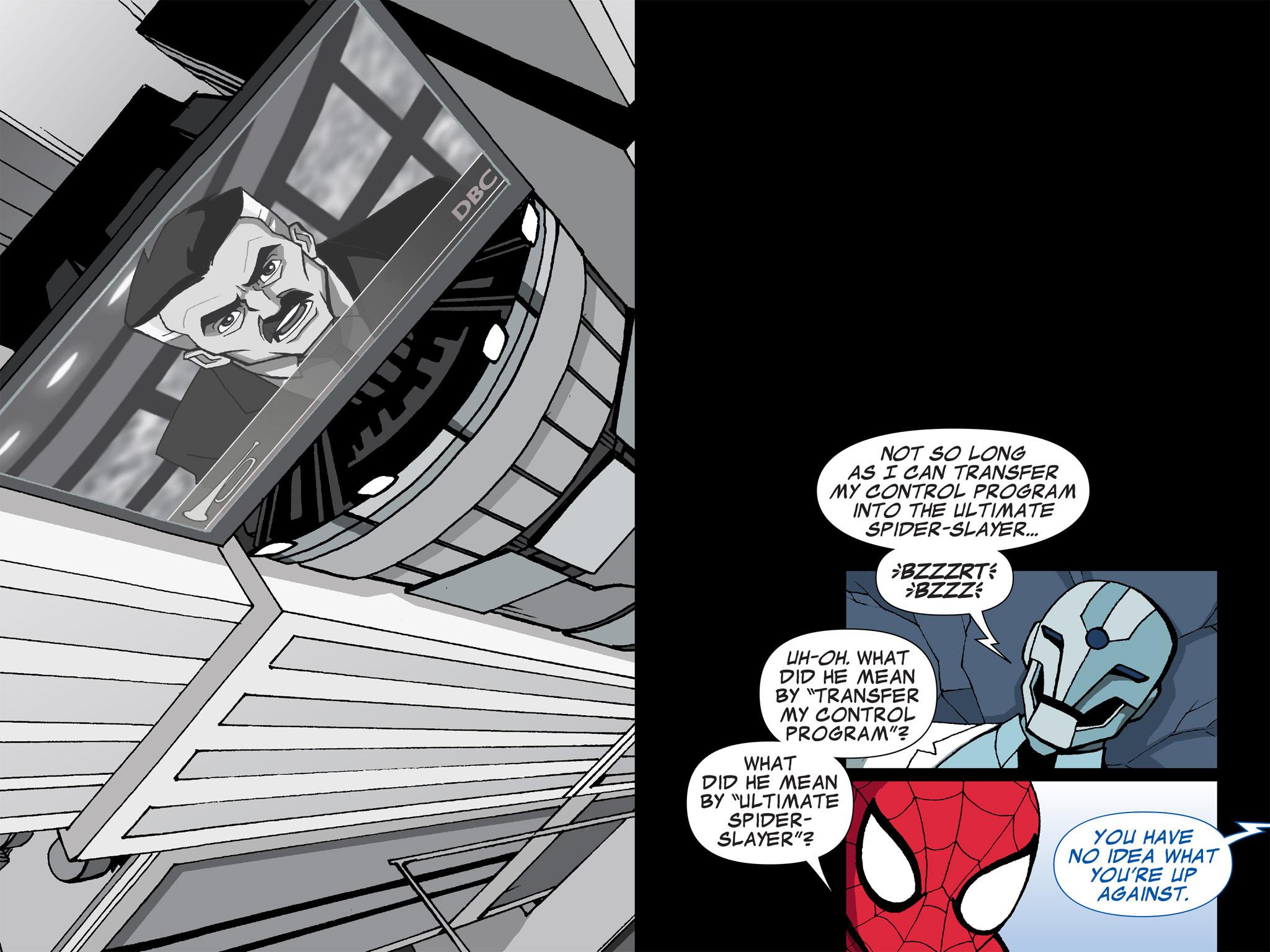 Read online Ultimate Spider-Man (Infinite Comics) (2015) comic -  Issue #5 - 37