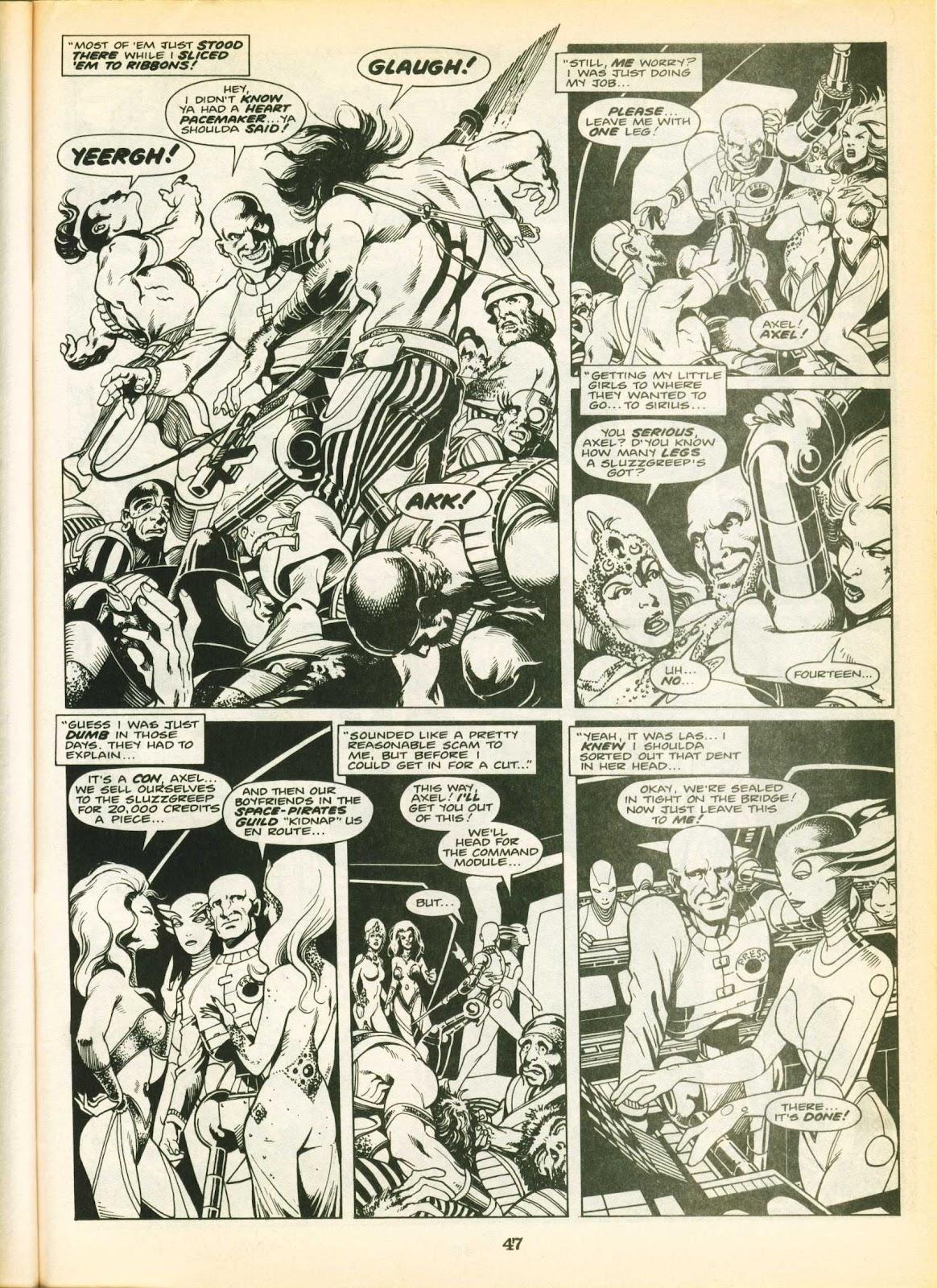 Warrior Issue #21 #22 - English 47