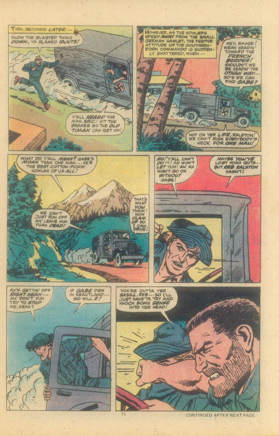 Read online Sgt. Fury comic -  Issue #150 - 13