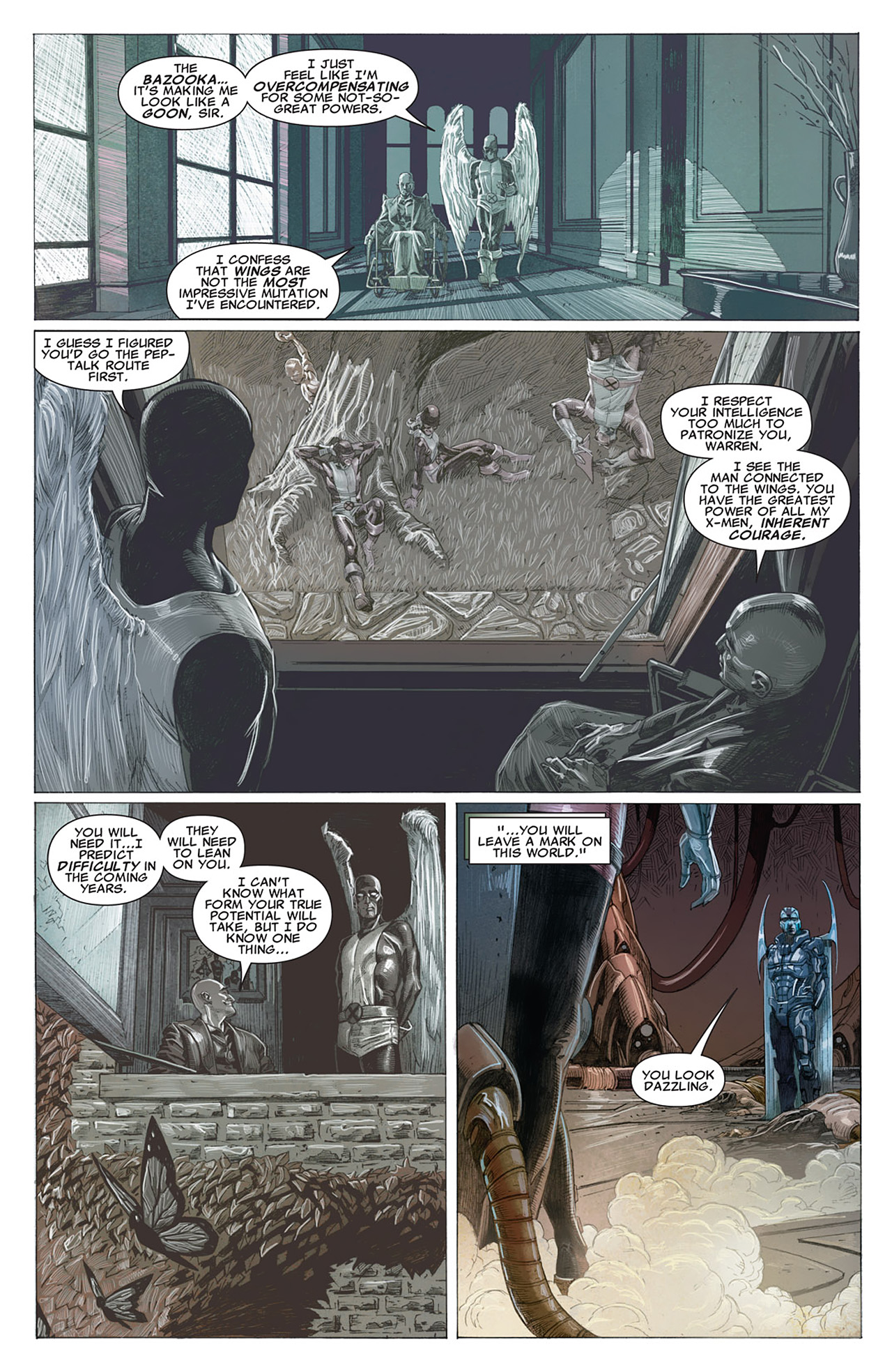 Read online Uncanny X-Force (2010) comic -  Issue #17 - 3