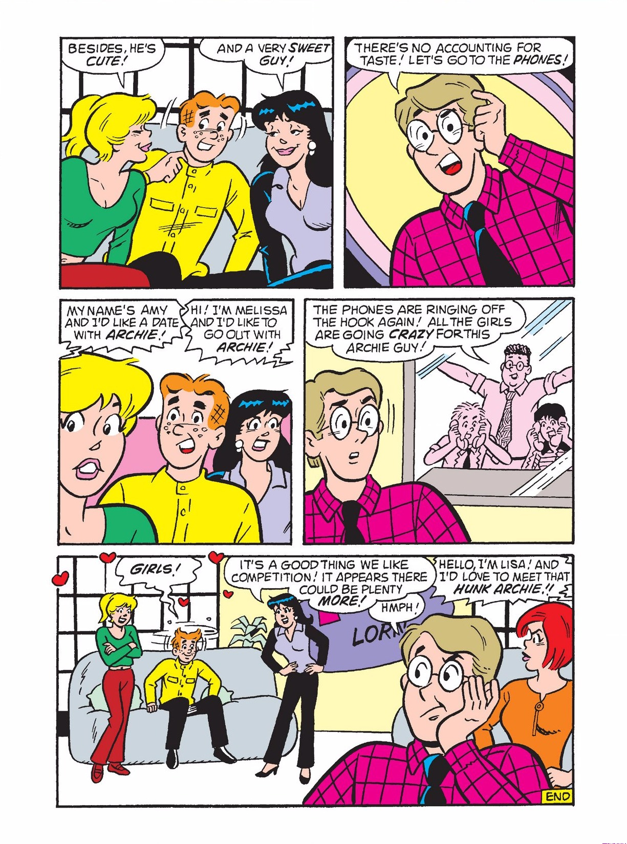 Read online Archie 1000 Page Comics Bonanza comic -  Issue #3 (Part 2) - 34
