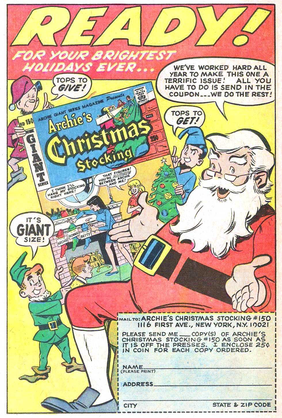 Read online Archie (1960) comic -  Issue #178 - 19