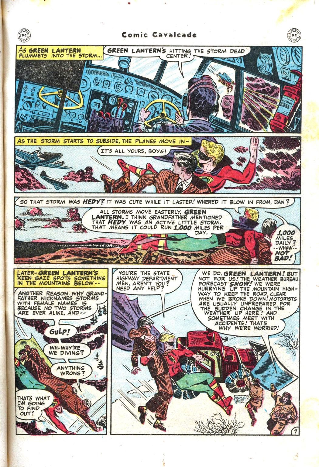 Comic Cavalcade issue 26 - Page 33