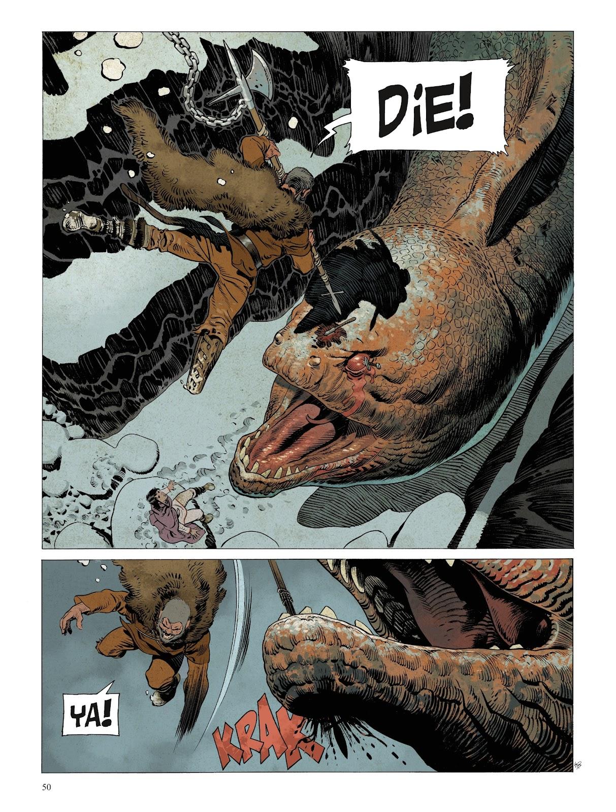 Read online Asgard comic -  Issue #2 - 52