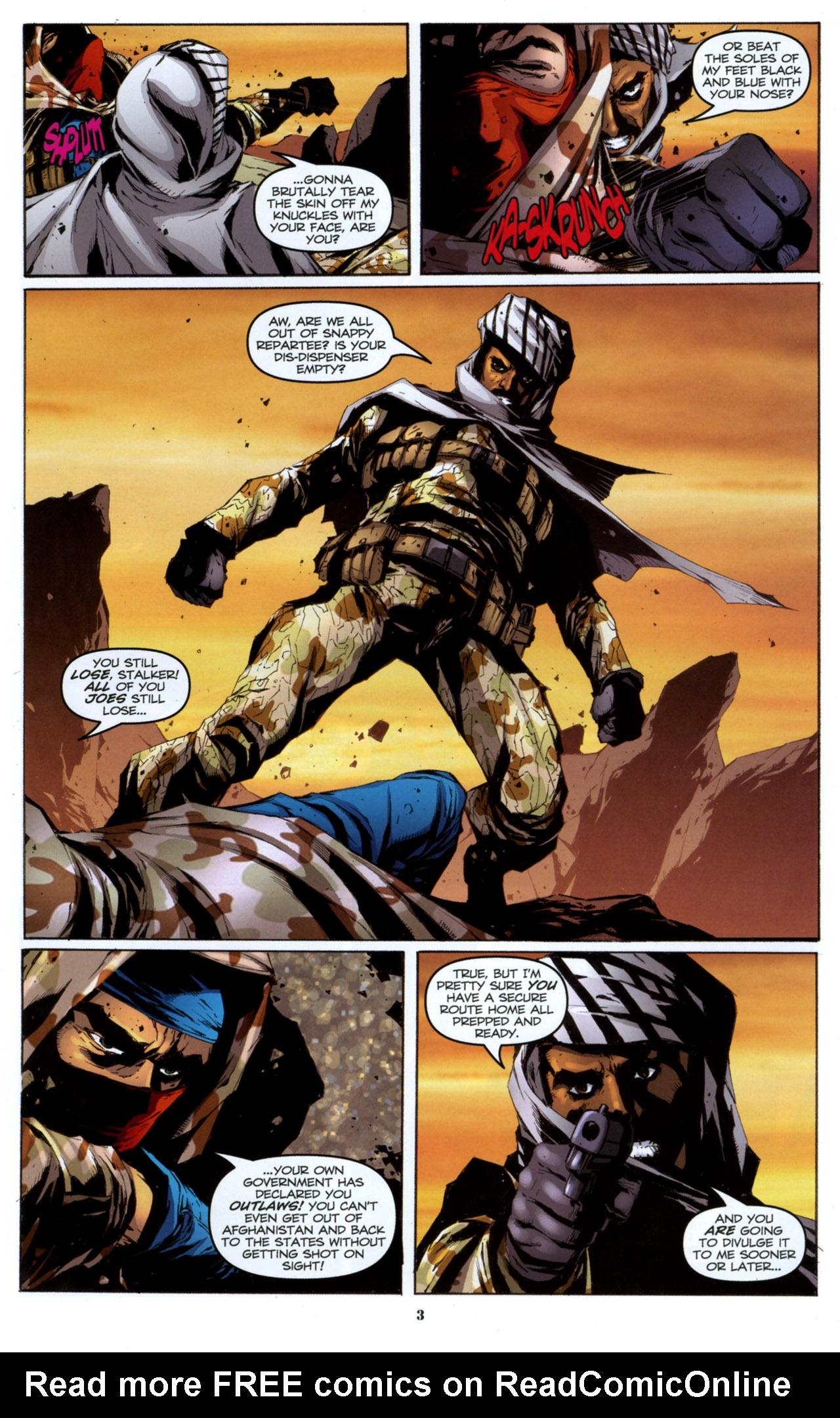 G.I. Joe: A Real American Hero 157 Page 4