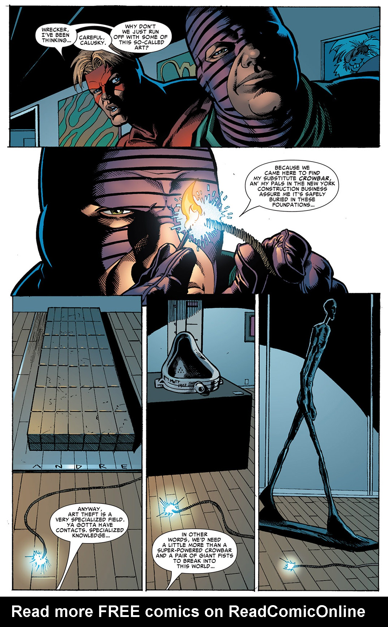Read online Toxin comic -  Issue #4 - 8